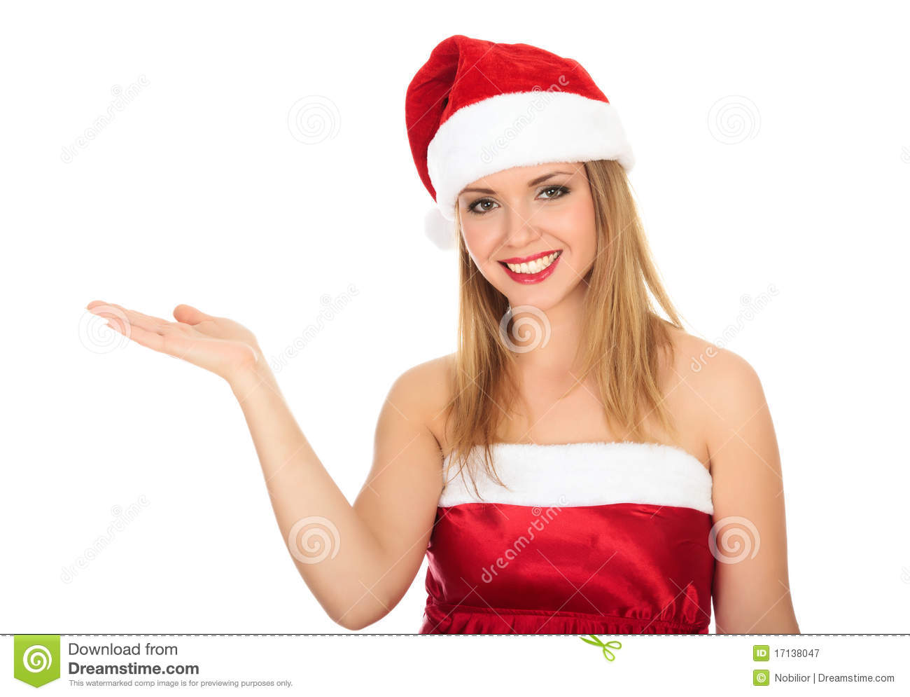 christmas hat no background