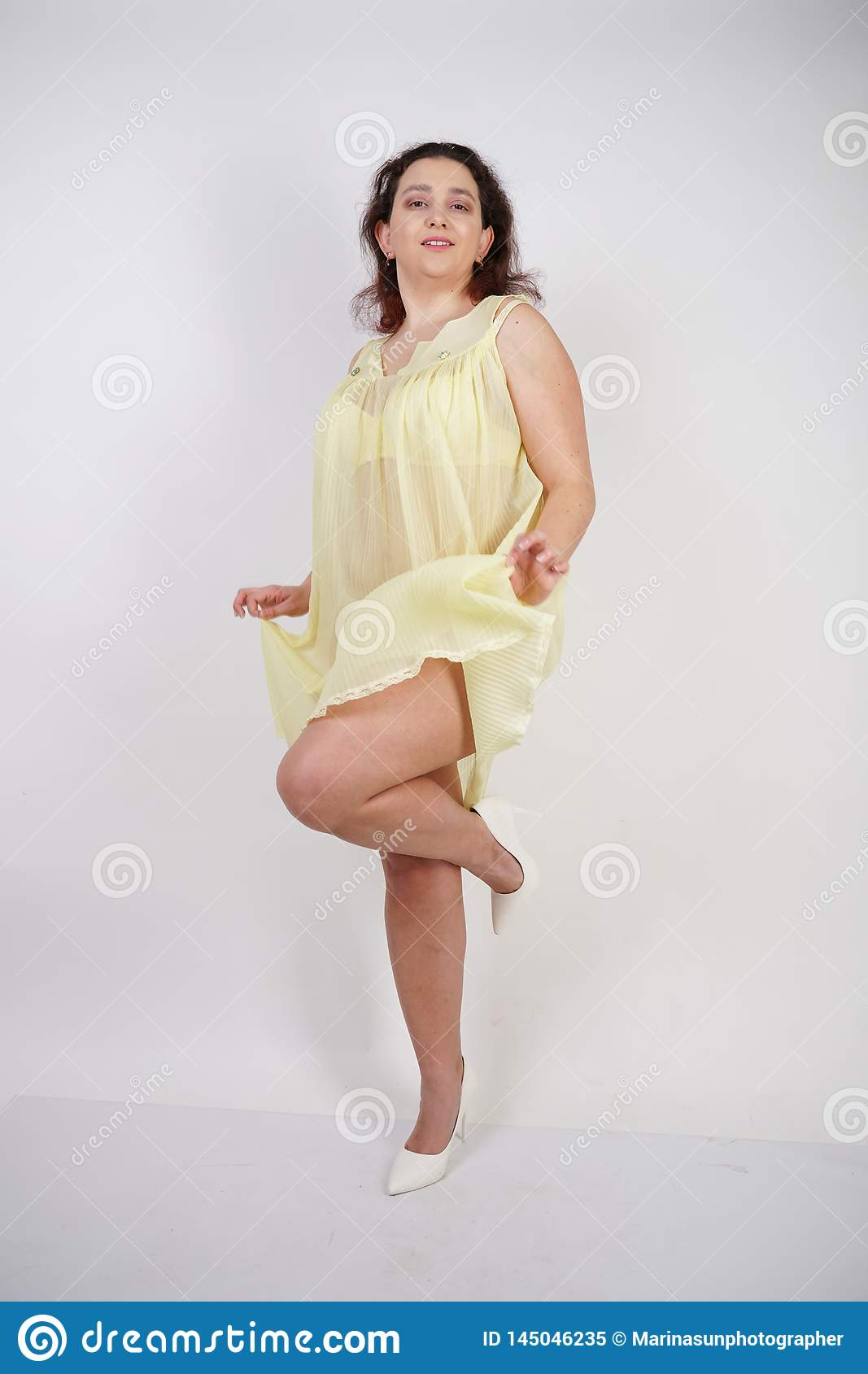 Obese Woman Lingerie Stock Images - Download 191 Royalty Free Photos-4226