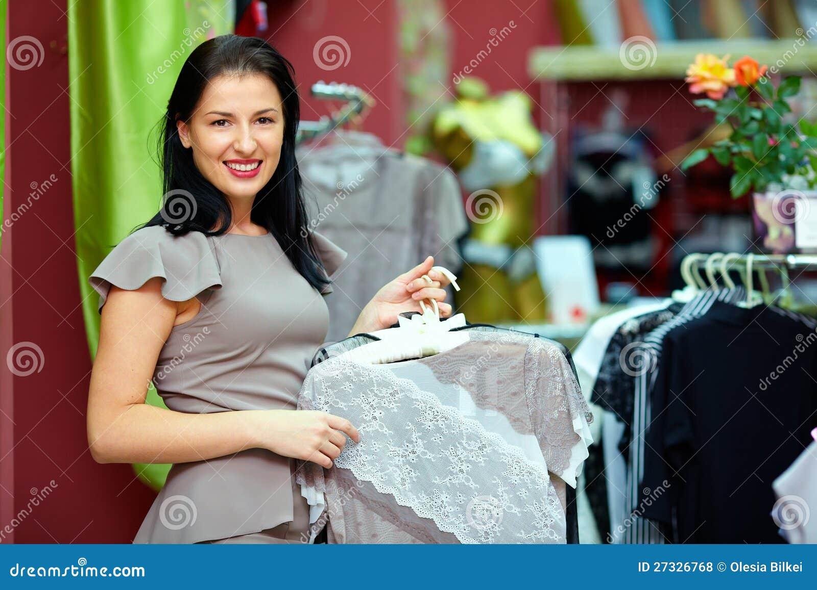 Pretty Woman Clothing Store