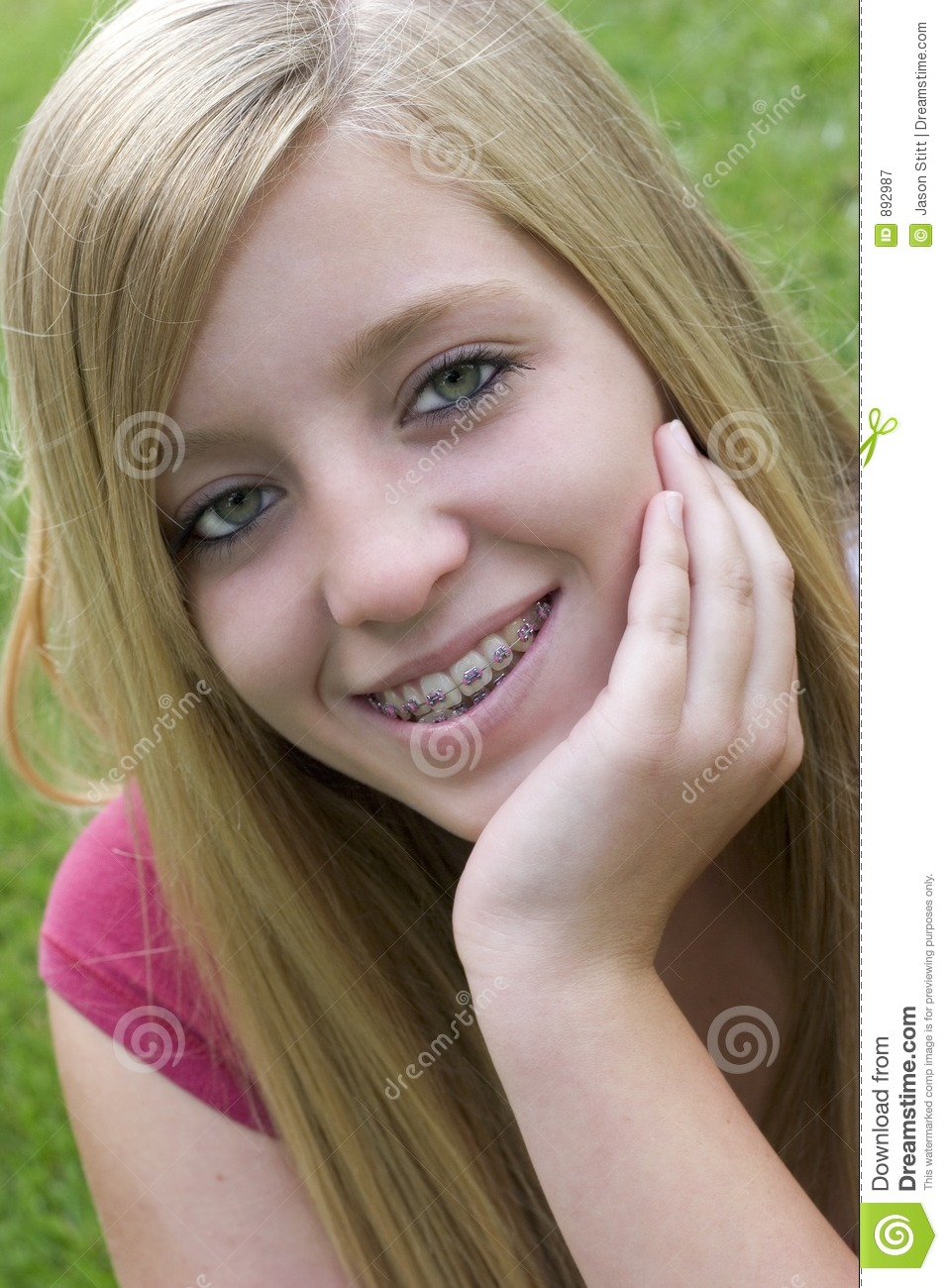 Pretty Girl Royalty Free Stock Photography Image 892987