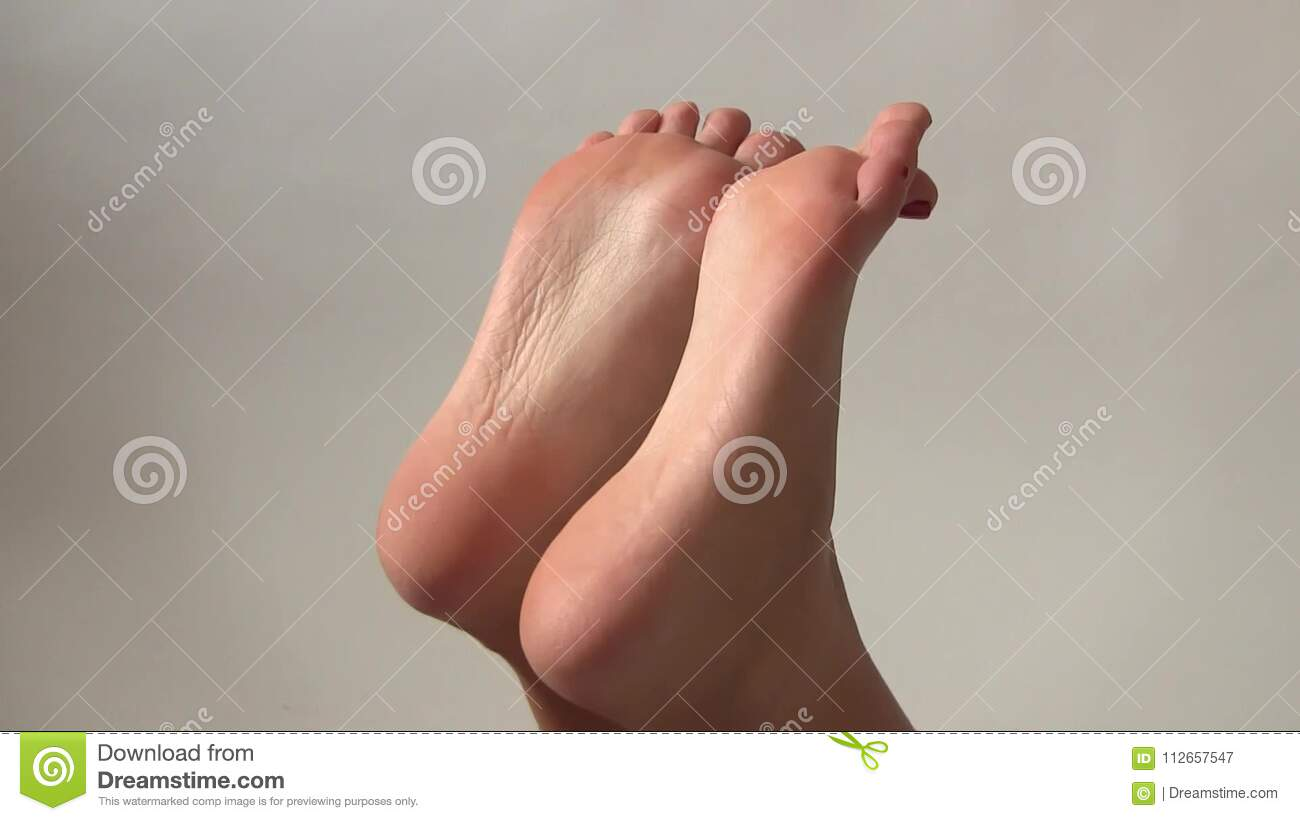 soles feet Beautiful girls