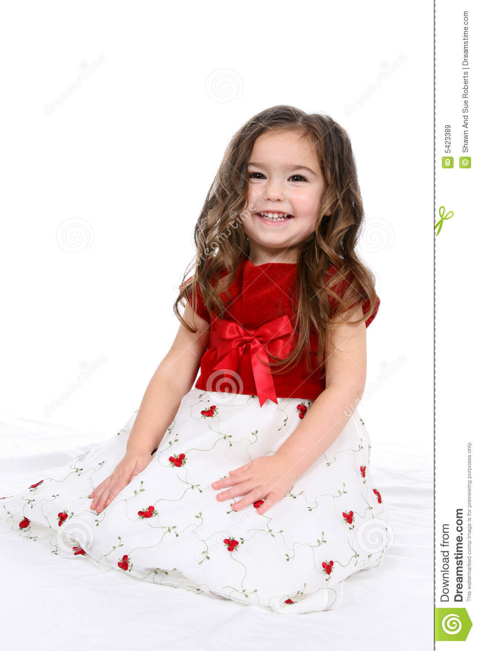 Red Dresses for Little Girls | Dress images