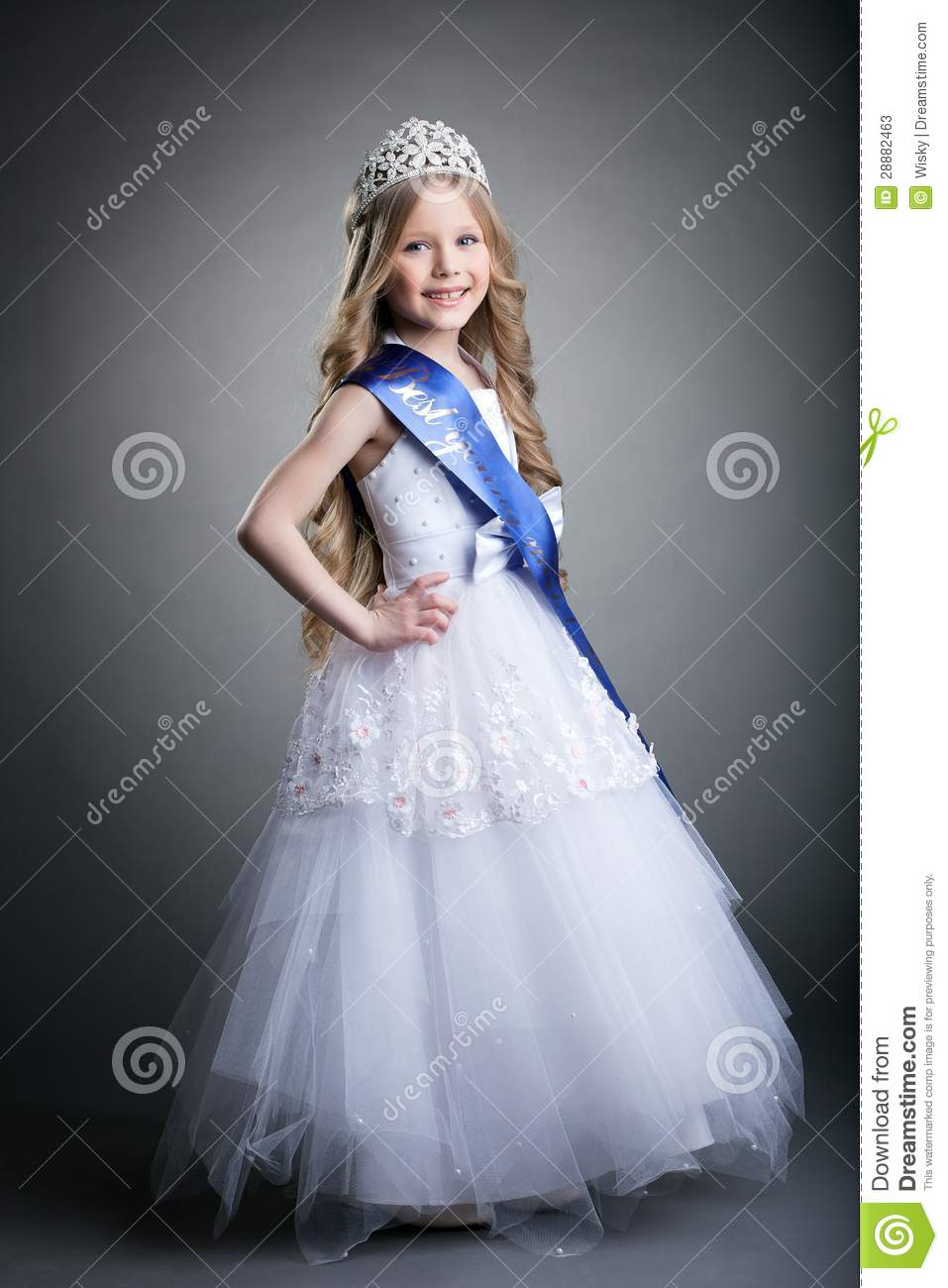 Pretty Dresses For Little Girls Photo Album - Reikian