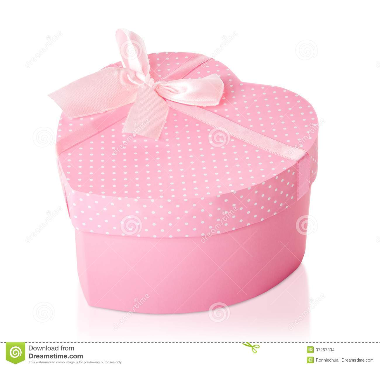 Pretty pink heart shaped gift box stock photo image 37267334 royalty free stock photo download pretty pink heart shaped gift box negle Images