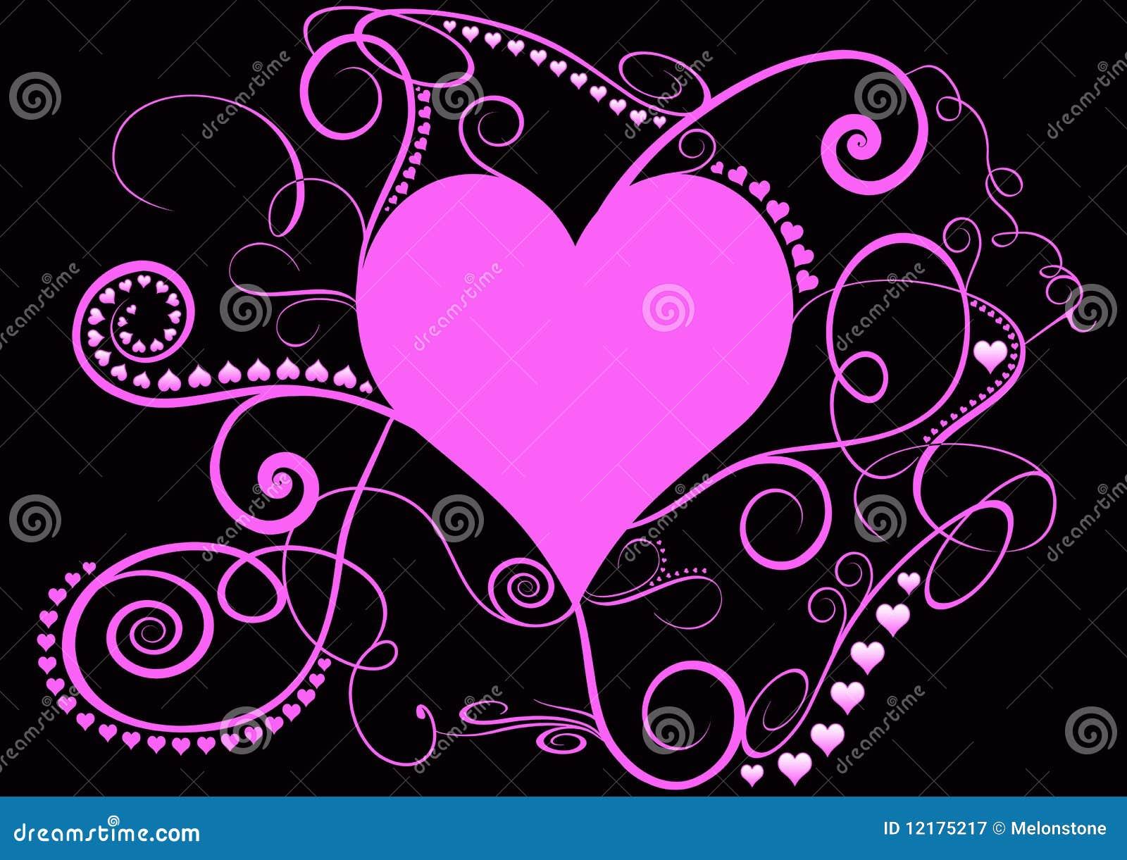 pretty heart designs wallpapers - photo #40