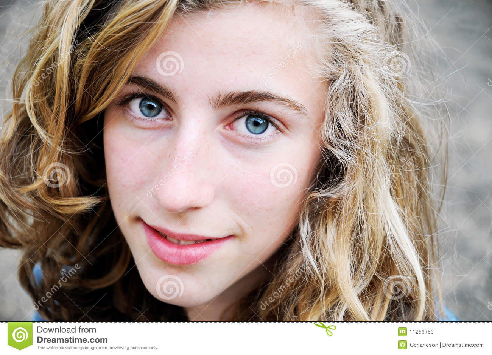 Pretty Teenage Girl Stock Photos Image 11256753