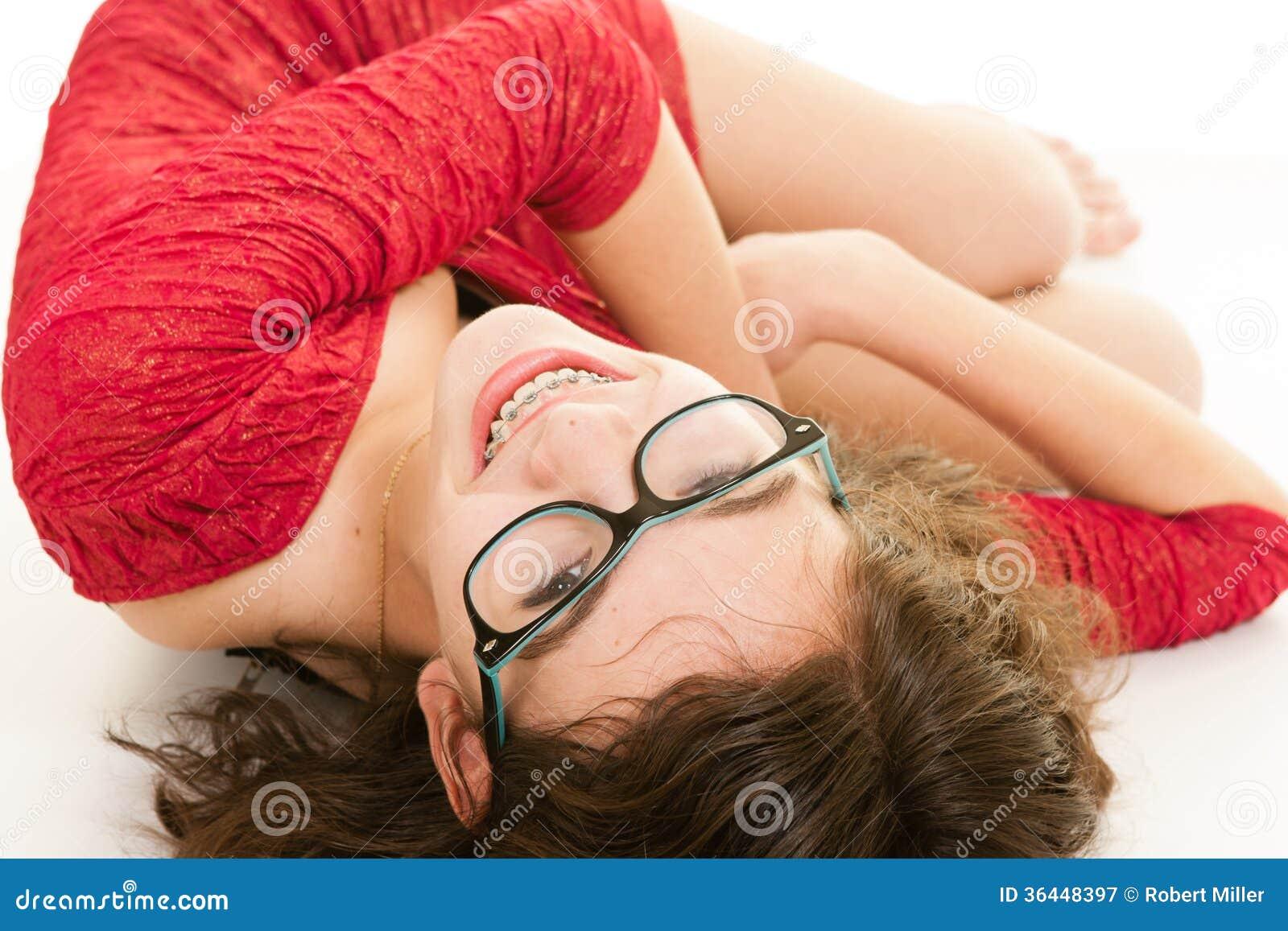 upside down girl panties
