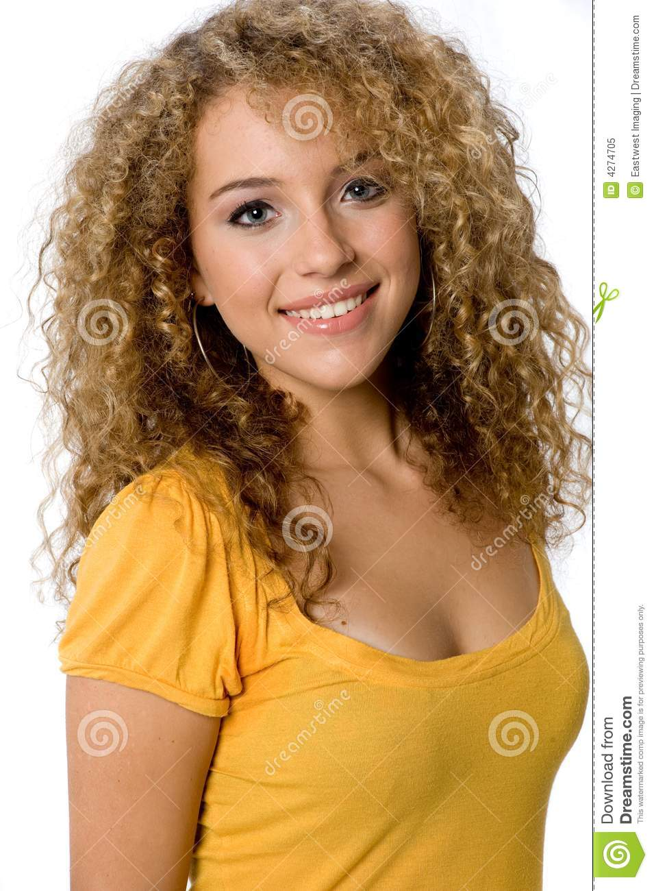Pretty Teenager Royalty Free Stock Photo Image 4274705