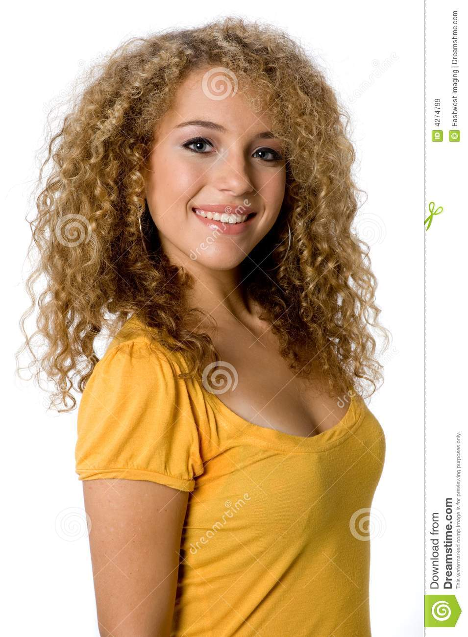 Pretty Teenager Royalty Free Stock Images Image 4274799
