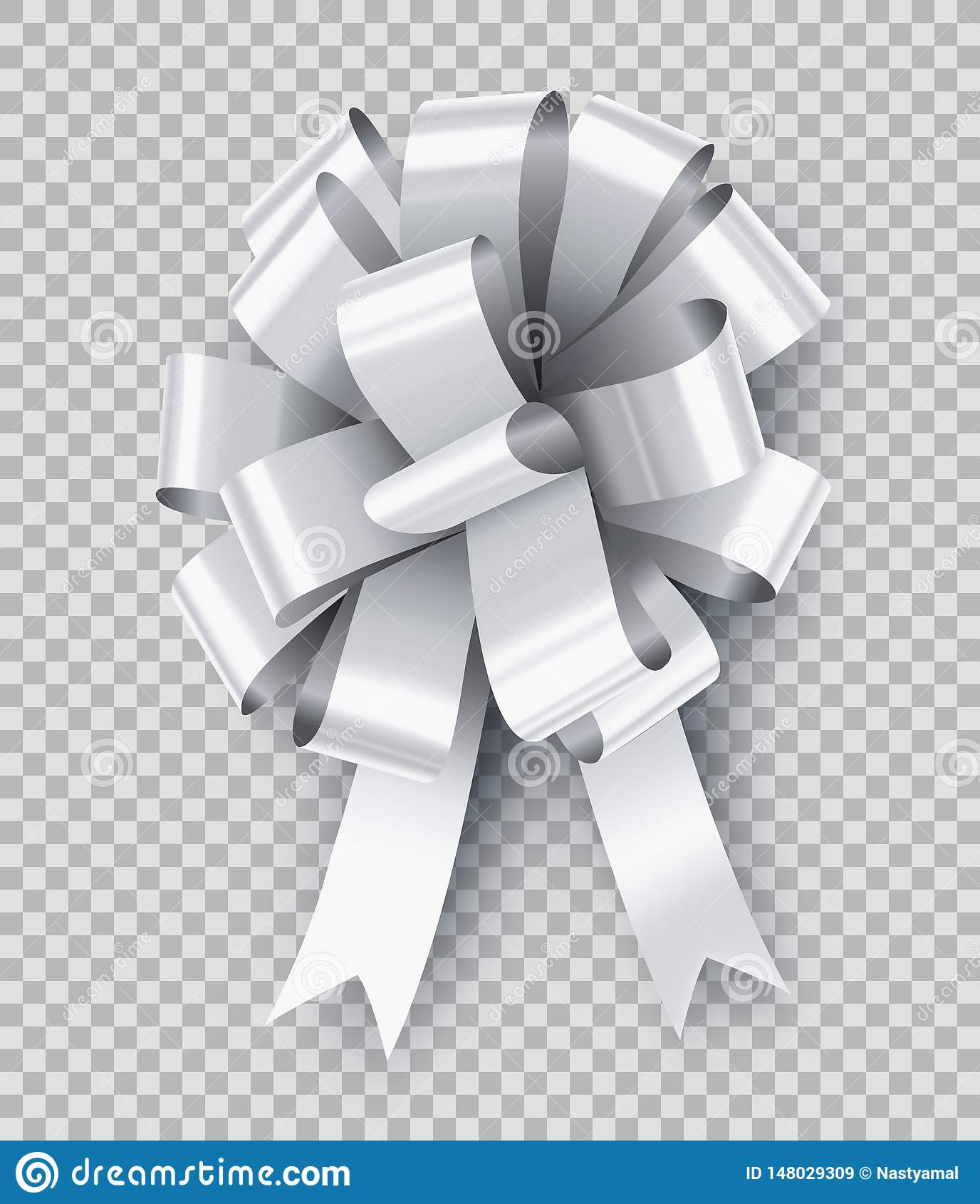 Wedding Pretty Satin Ribbon Card Decor Gift Wrapping Silver//Gold Silk