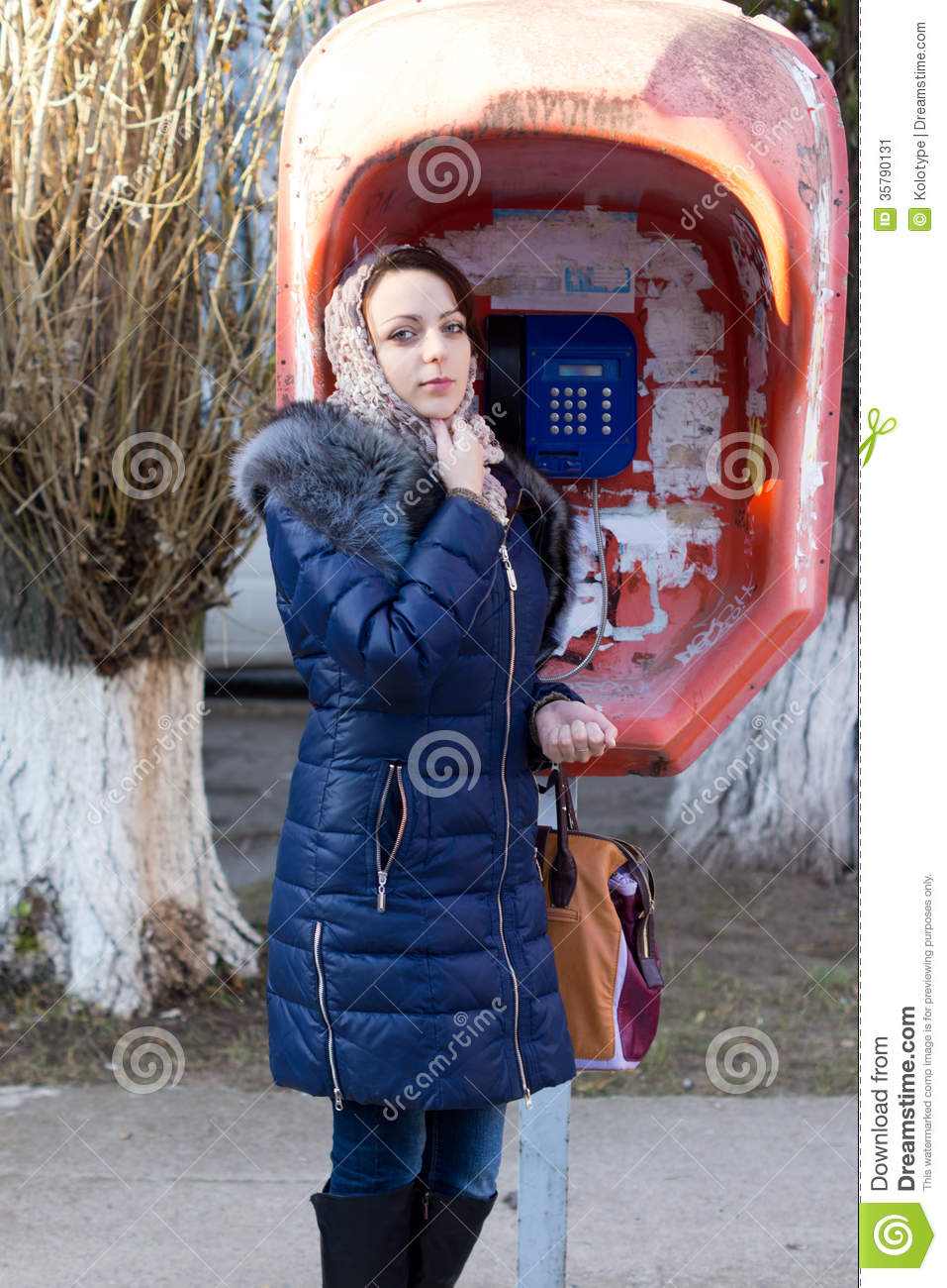 how to make a collect call from a public phone