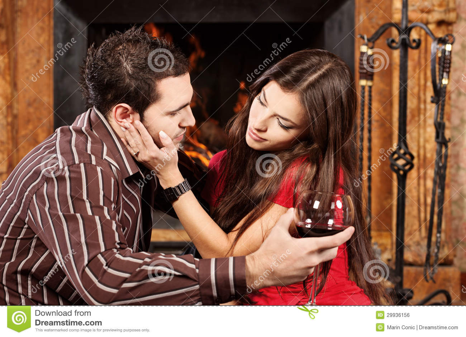 How to caress a man 5