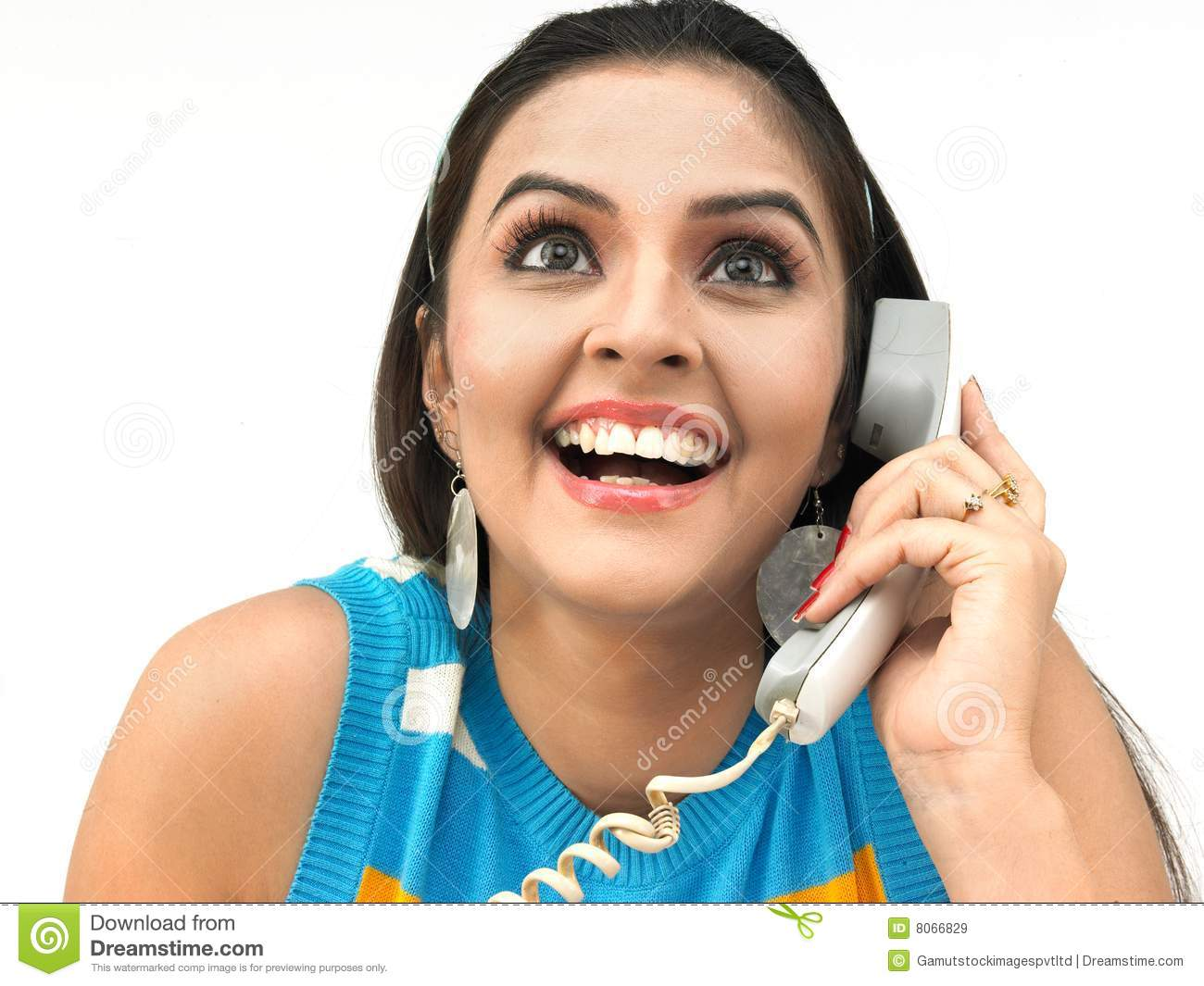 Women on the phone pictures