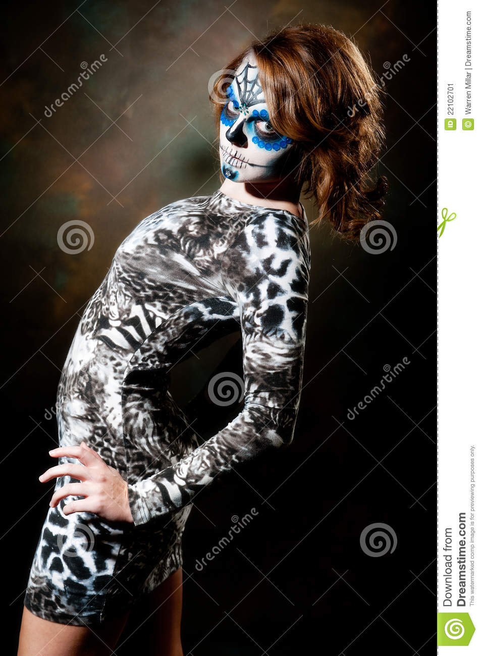 The gallery for --> Sexy Sugar Skull Girl