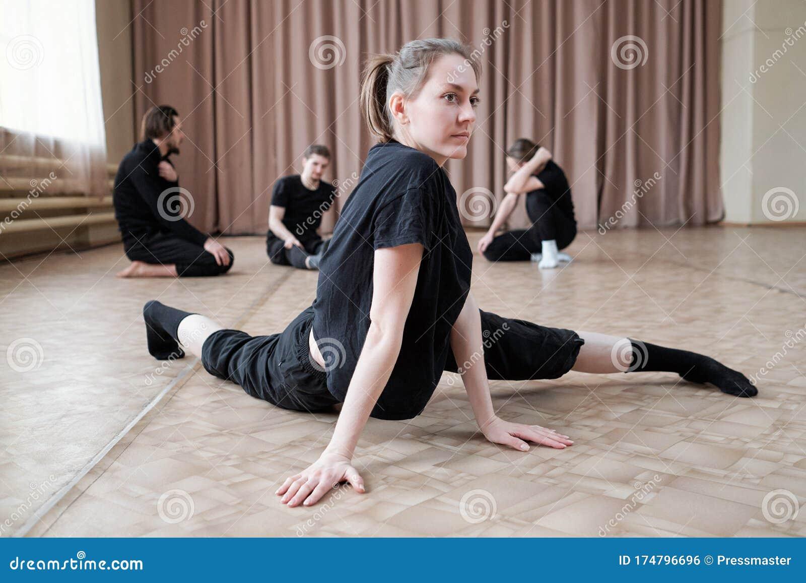 European ballerina stock photo. Image of flexible, dancer