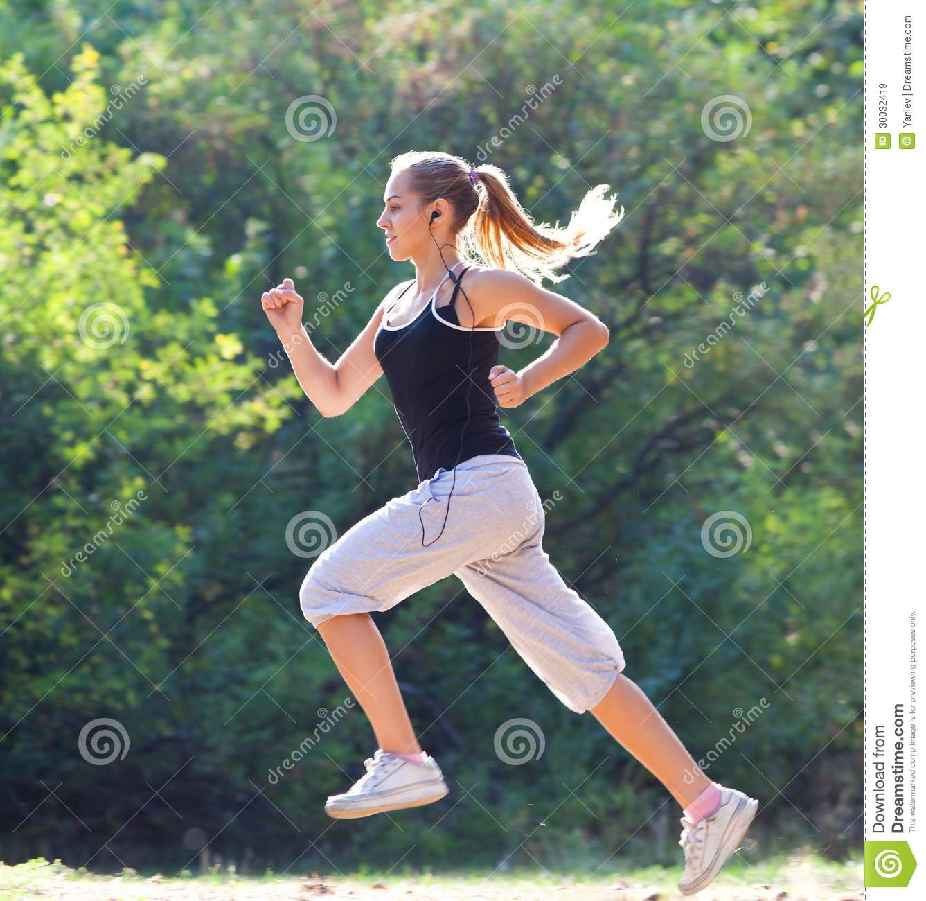 jogger royalty free stock images   image 30032419