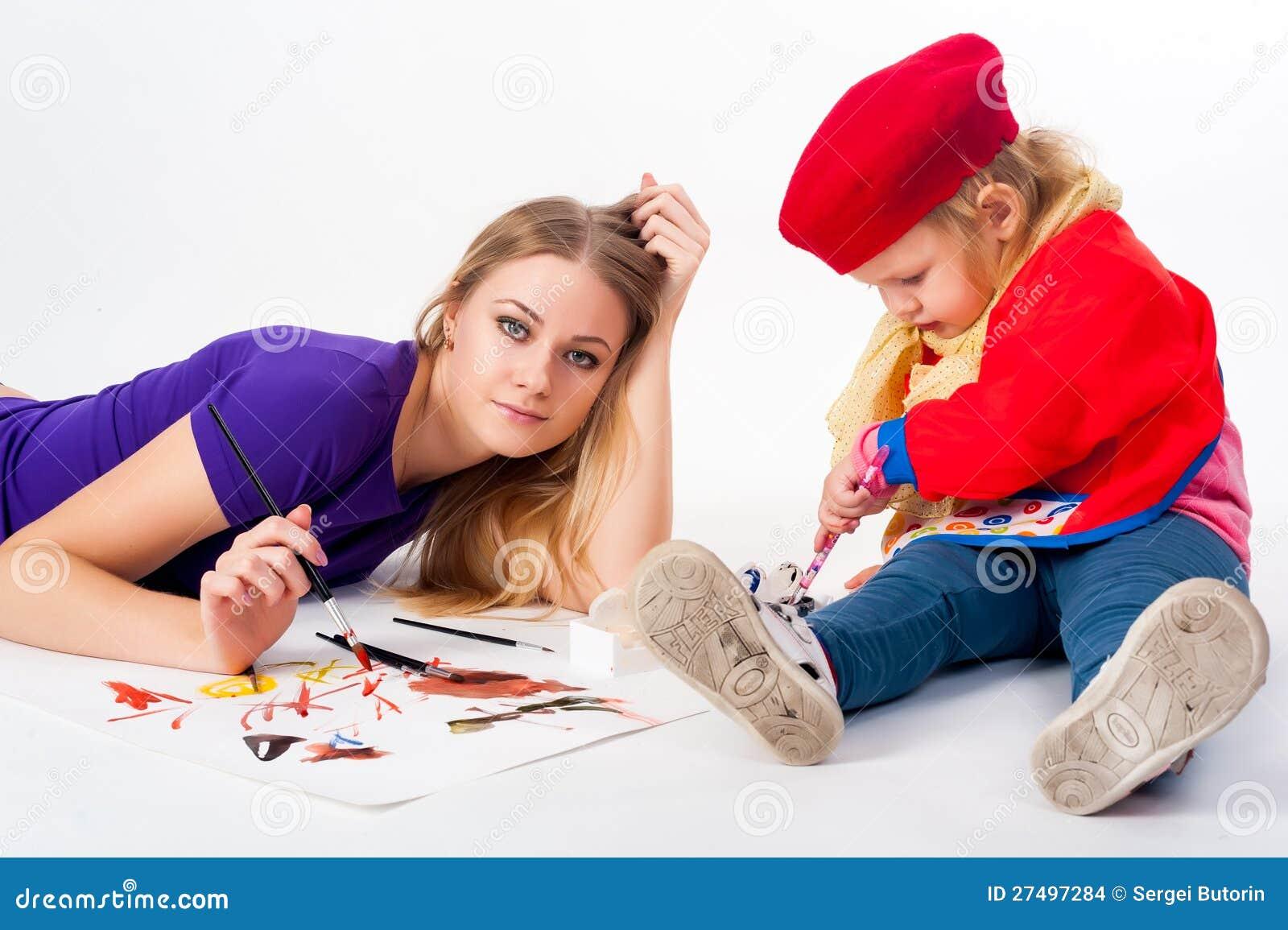 Сближение мамы и дочери 6 фотография