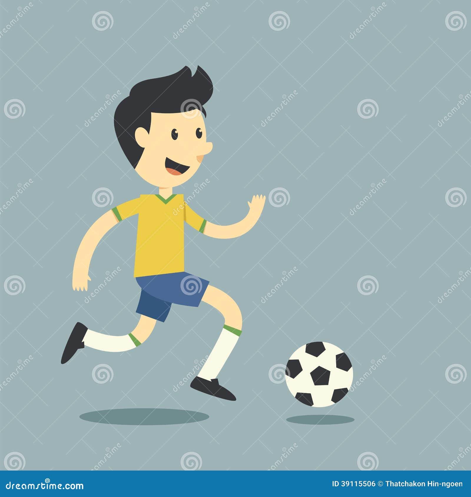 Pretvoetbalster
