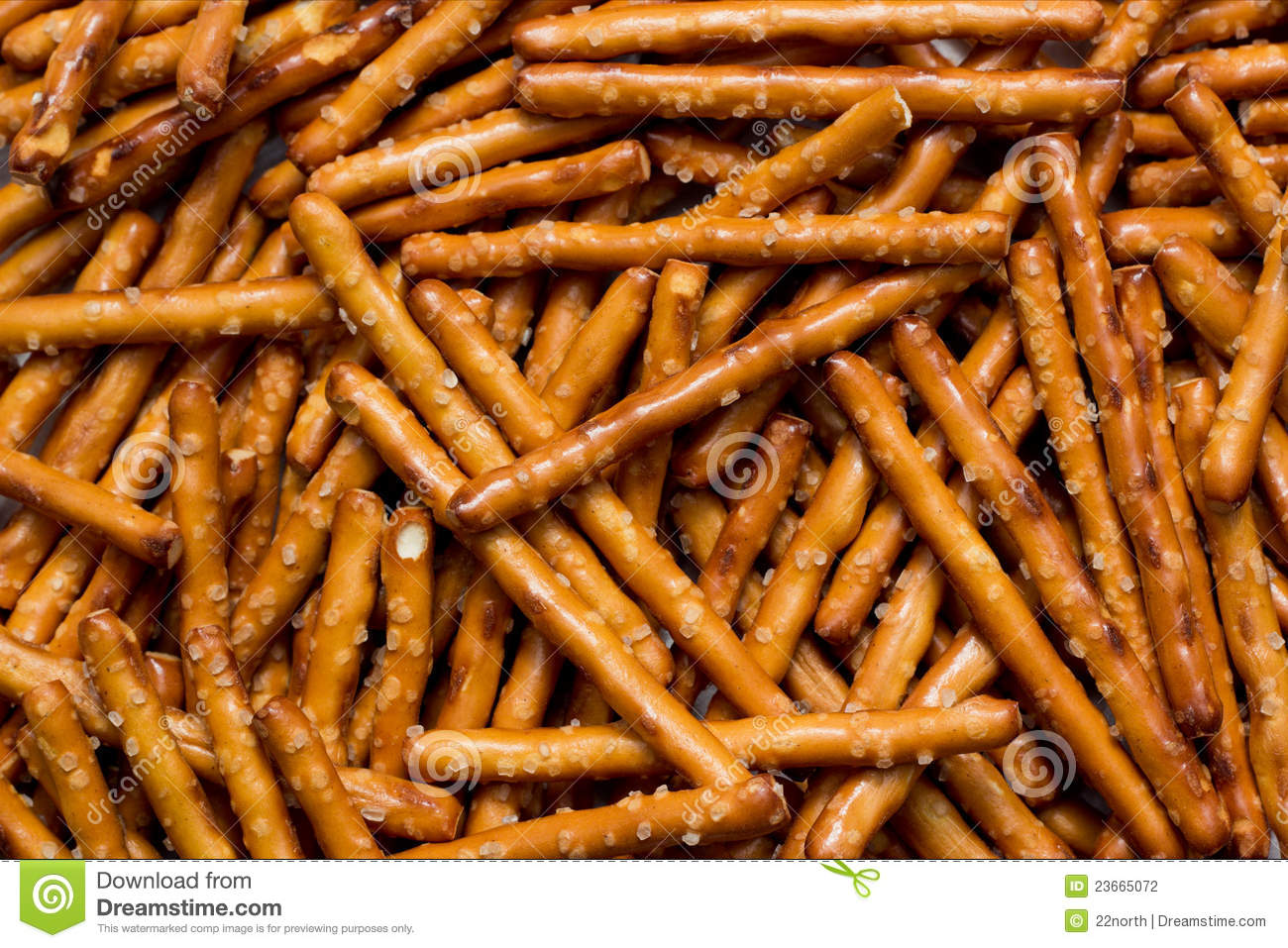 Pretzel Sticks Stock Photography - Image: 23665072