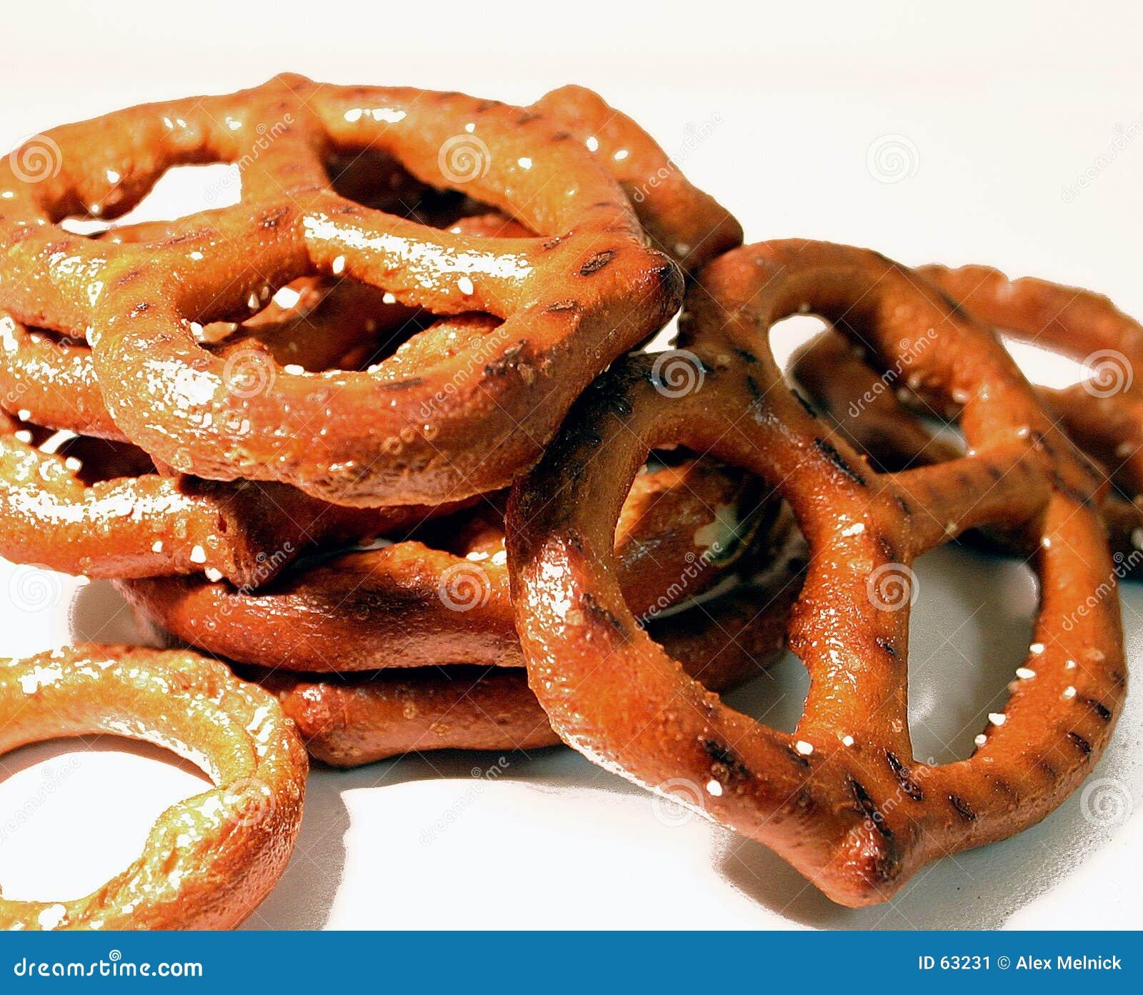 Download Pretzels image stock. Image du nourriture, groupe, instruction - 63231