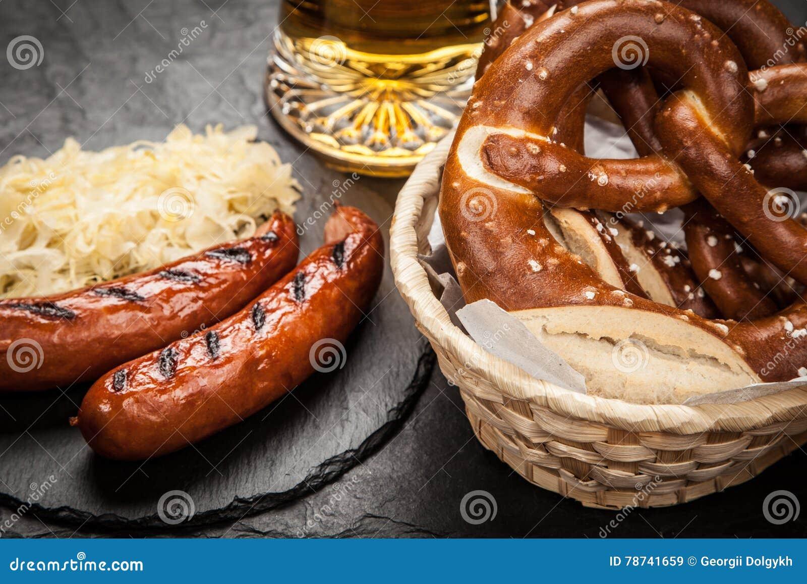 how to cook bavarian bratwurst