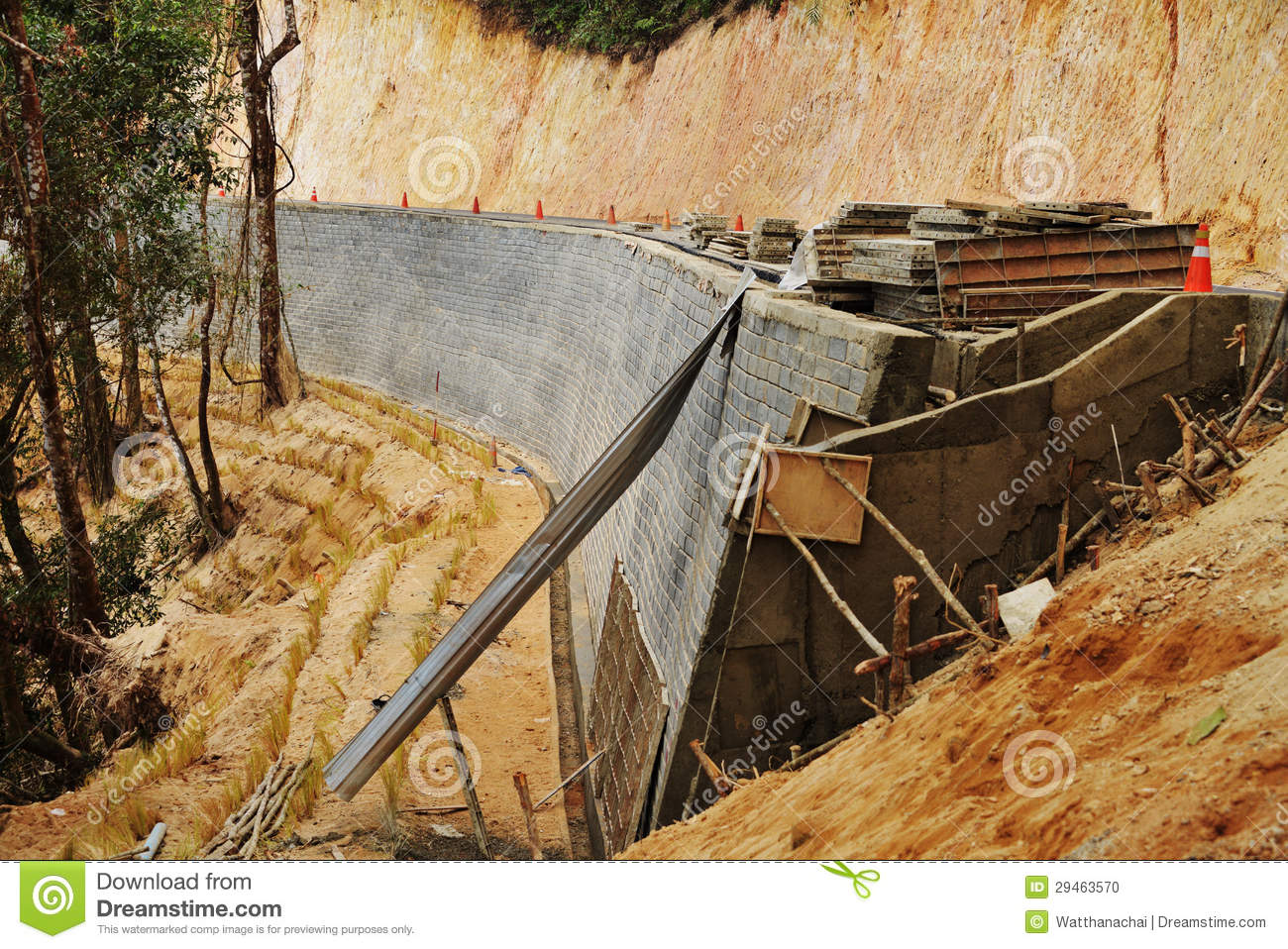 how to prevent landslide Landslides can cause flooding by forming landslide dams that block valleys and stream channels, allowing large amounts of water to back up this causes backwater flooding and, if the dam fails, subsequent downstream flooding.