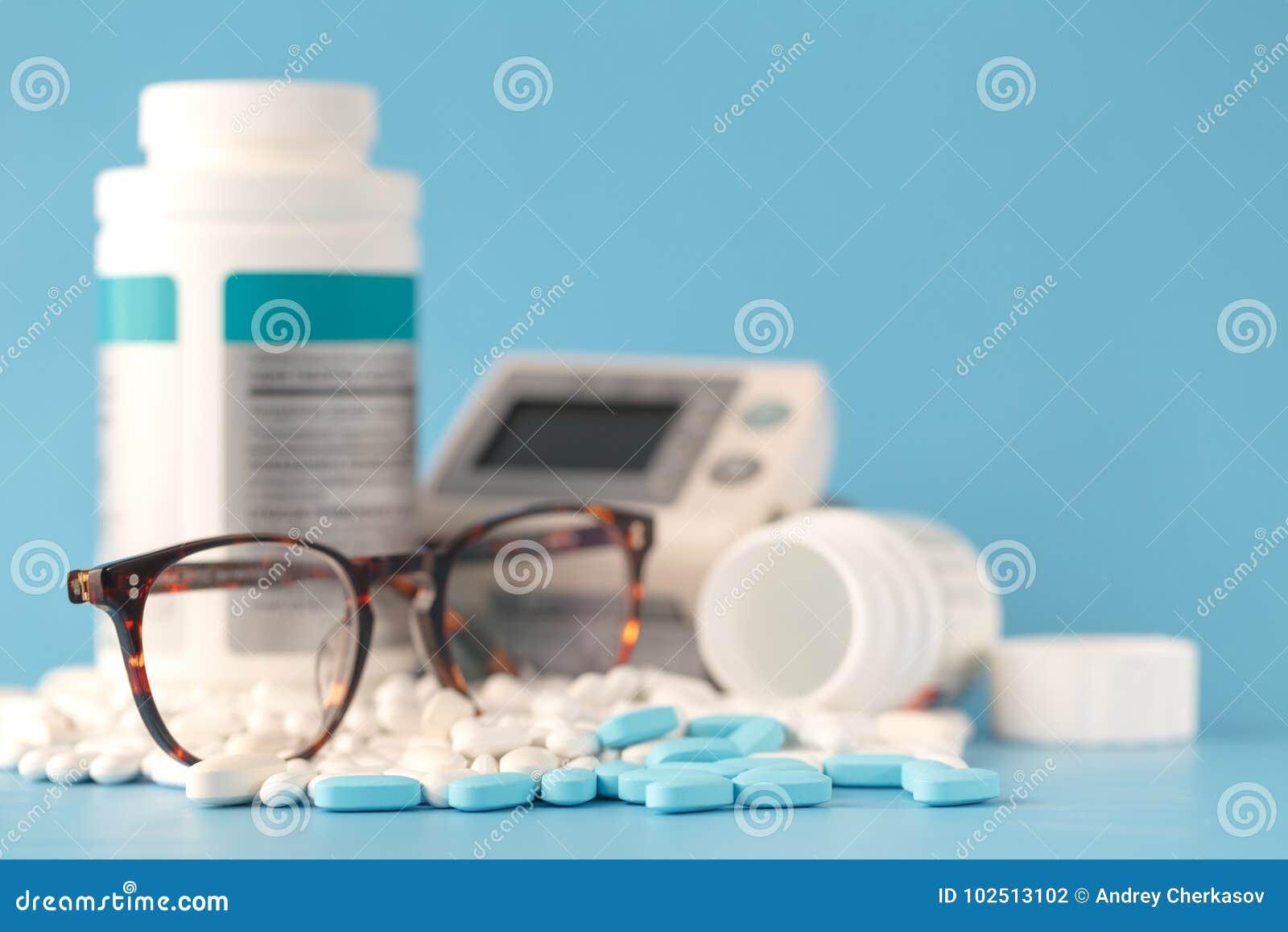 Preventivpillerar medicinsk bakgrund