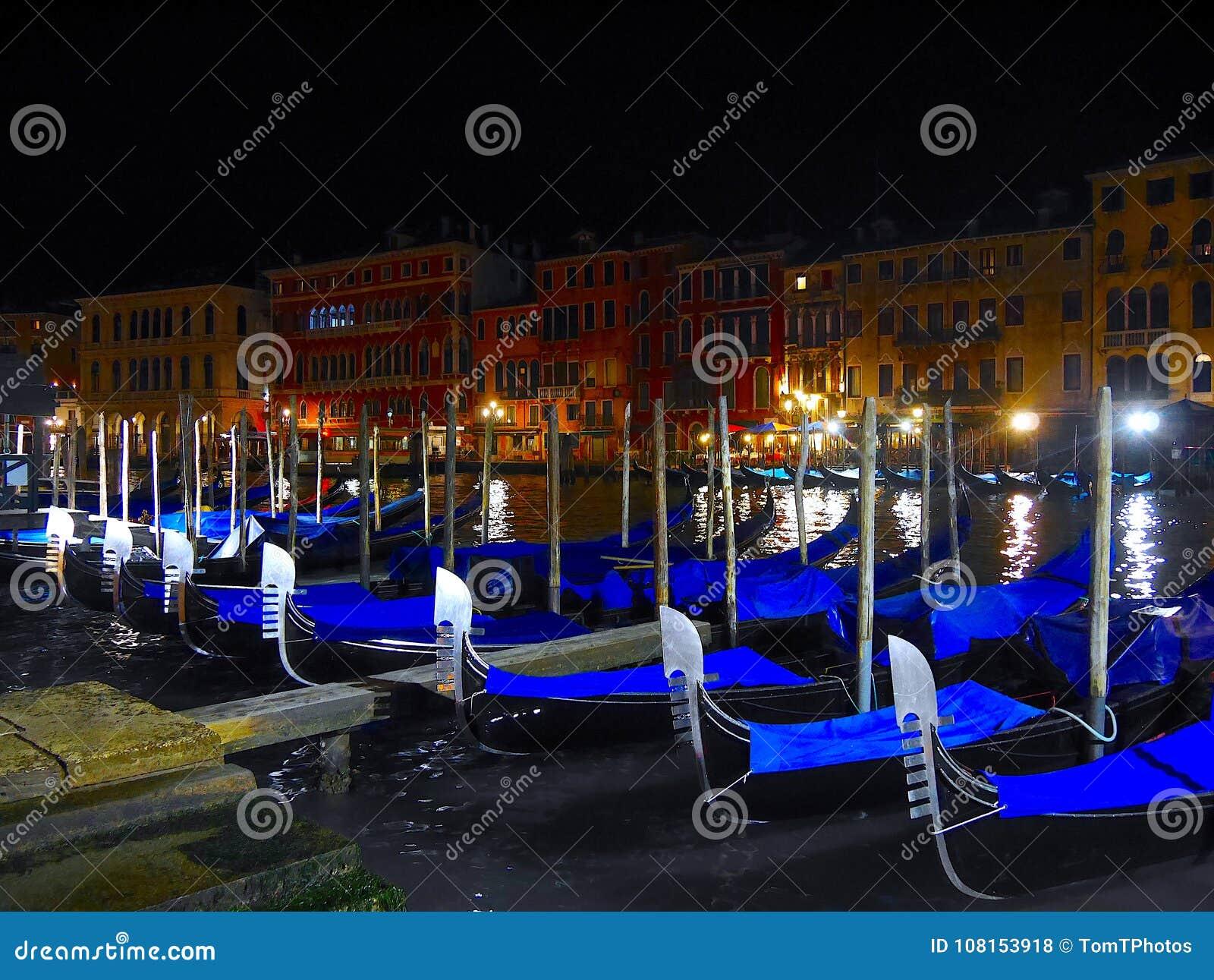 Gondola - Unique way of travel in Venice
