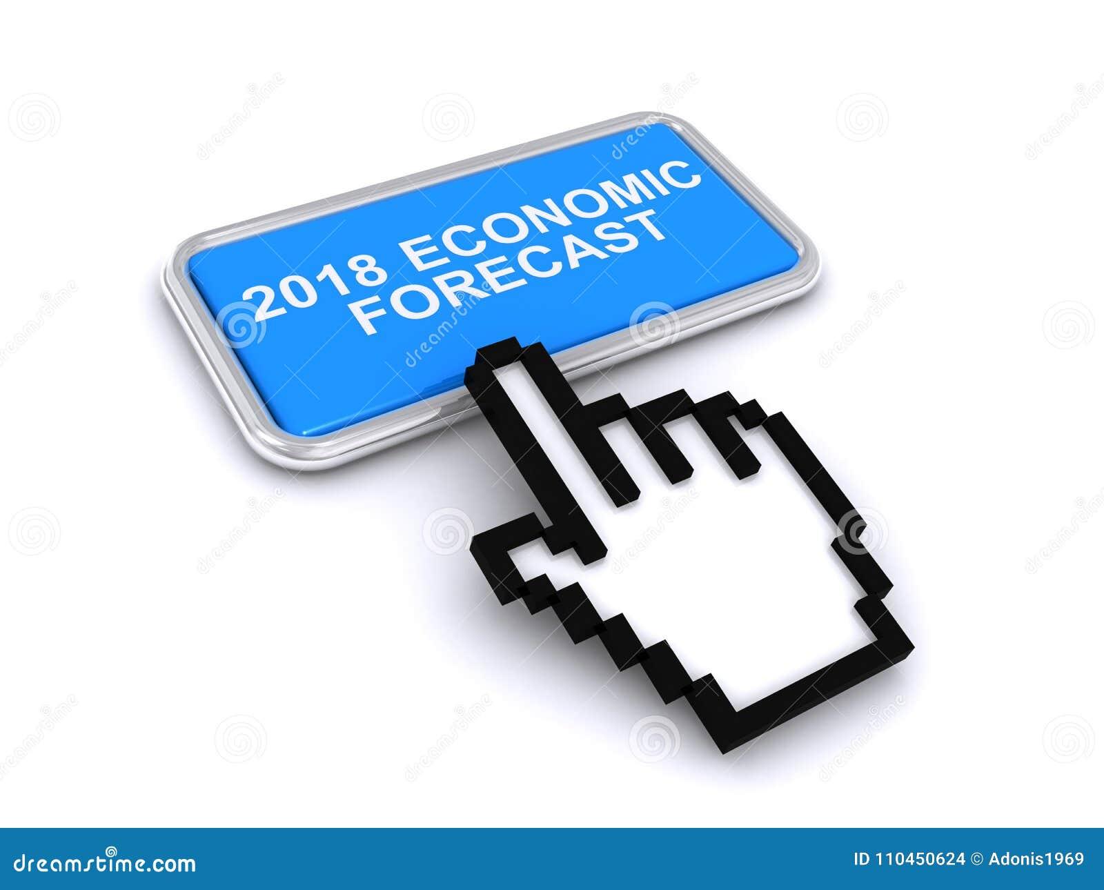 Previsão 2018 econômica