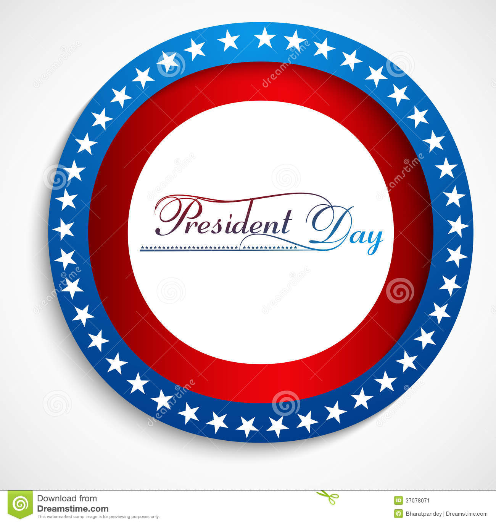 Download Prezydenta Dnia Elegancki Tekst Jednoczący Twierdzi Tło Projekt Ilustracji - Ilustracja złożonej z emblemat, amerykanin: 37078071