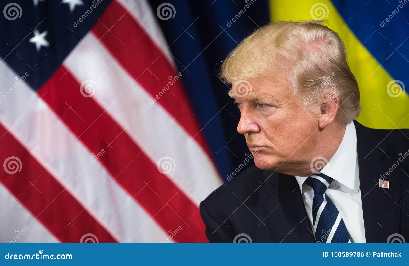 Prezydenta Stanów Zjednoczonych Donald atut