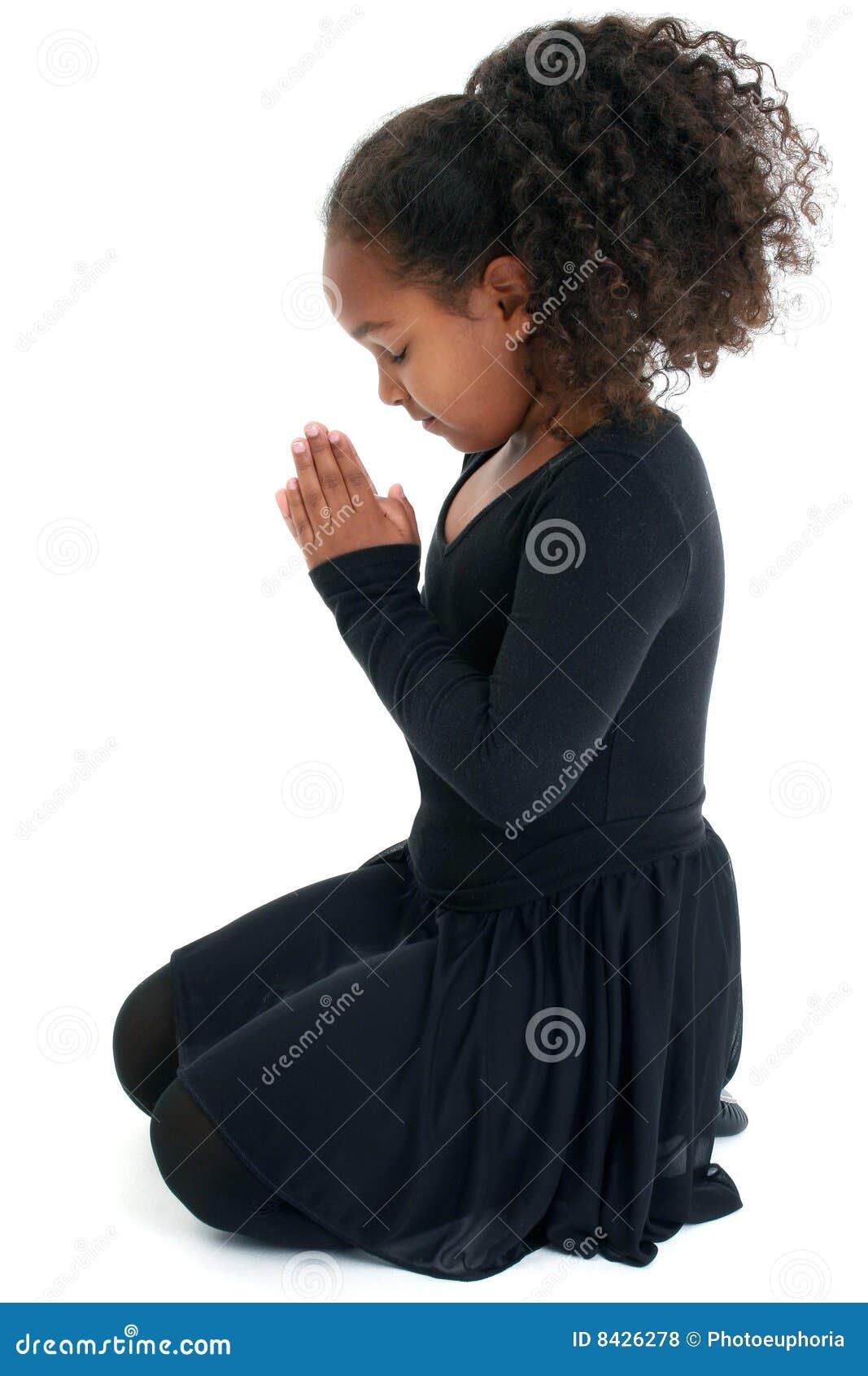 Prière de fille