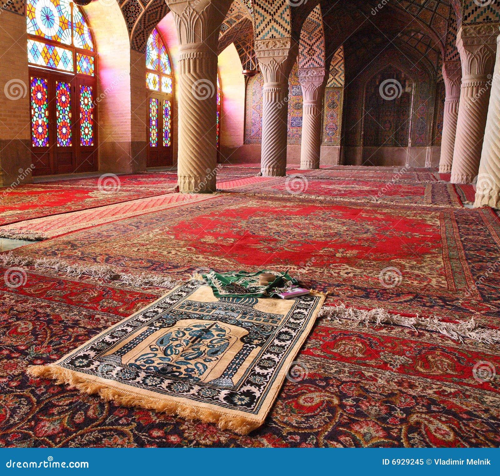 Priere Prete Image Stock Image Du Fleur Mosquee Islam 6929245