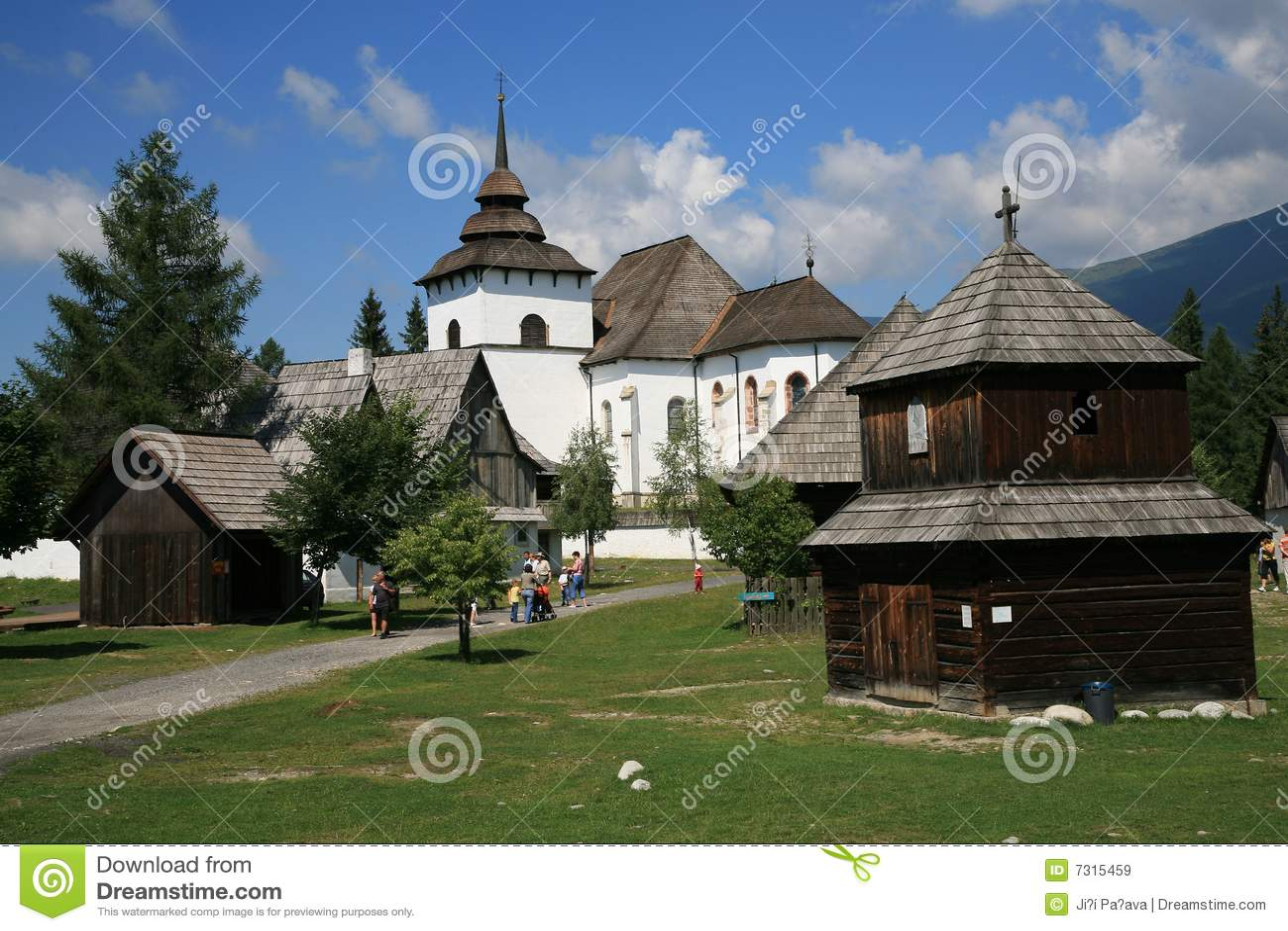 Pribilina, Slovacchia