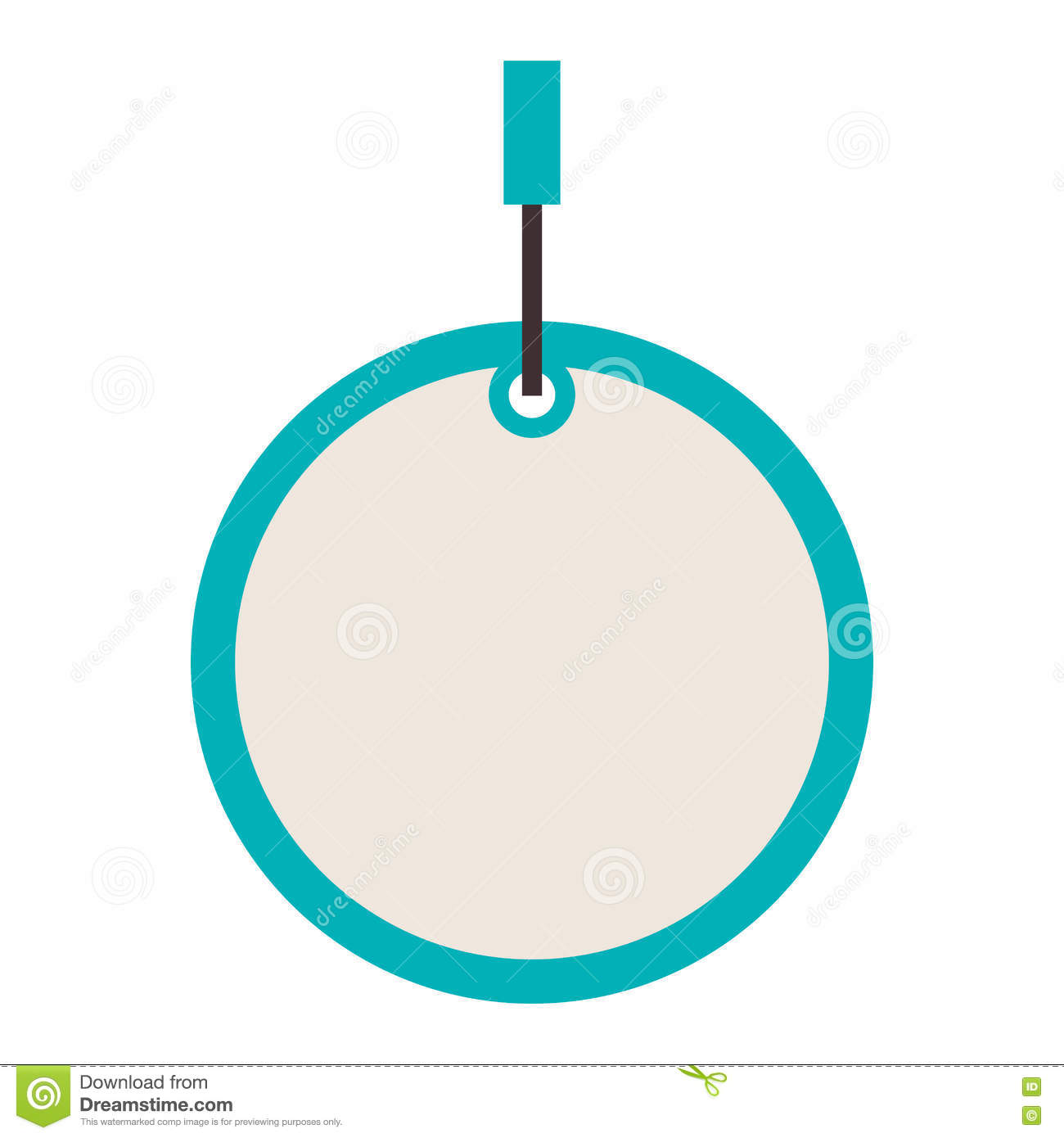 Price Tag Icon Stock Vector Illustration Of Coupon Hanging 79787120
