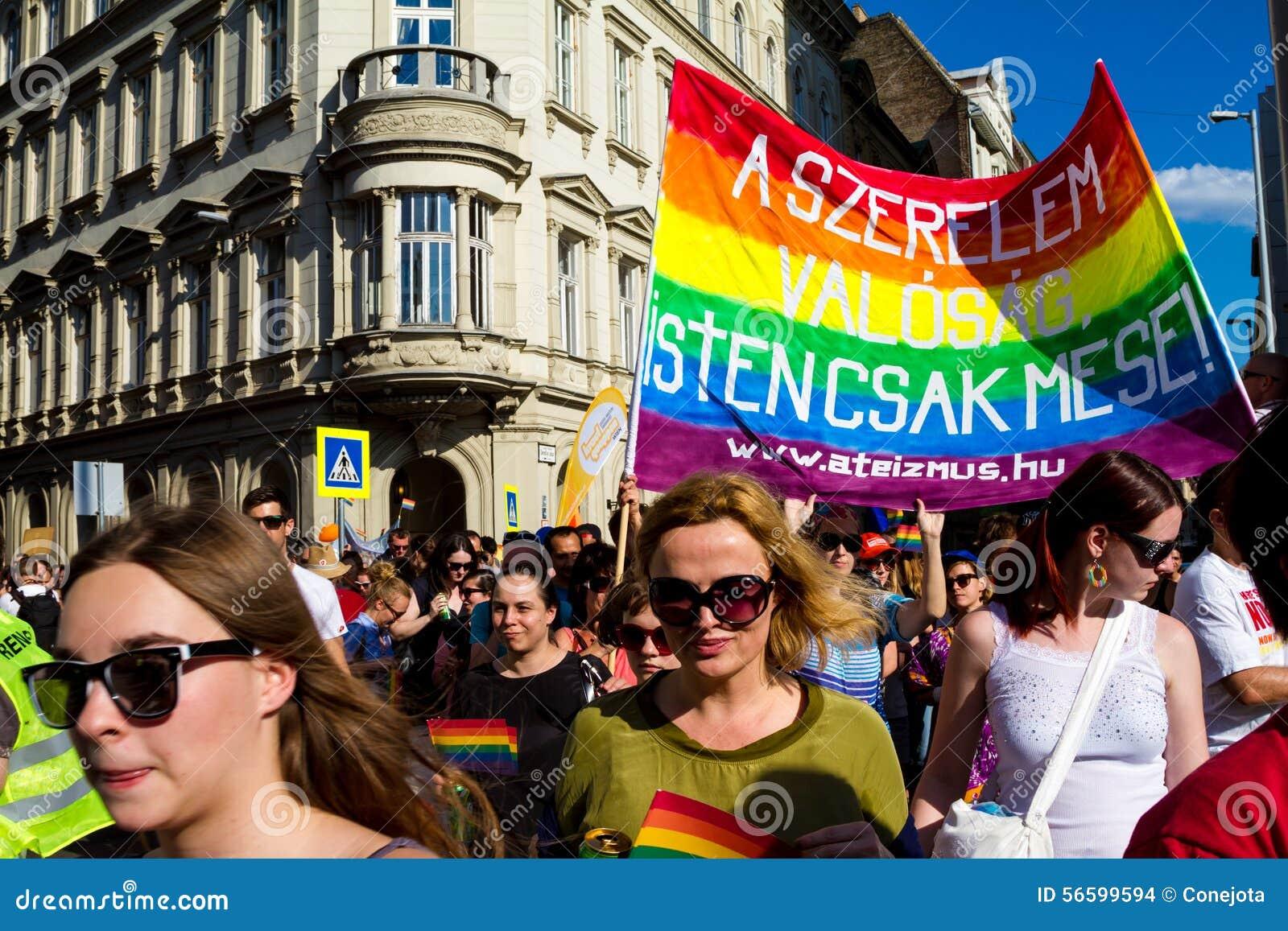 Budapest hungary gay