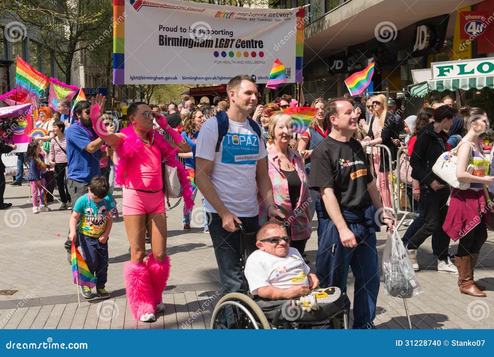 Pride Parade 2013, Birmingham