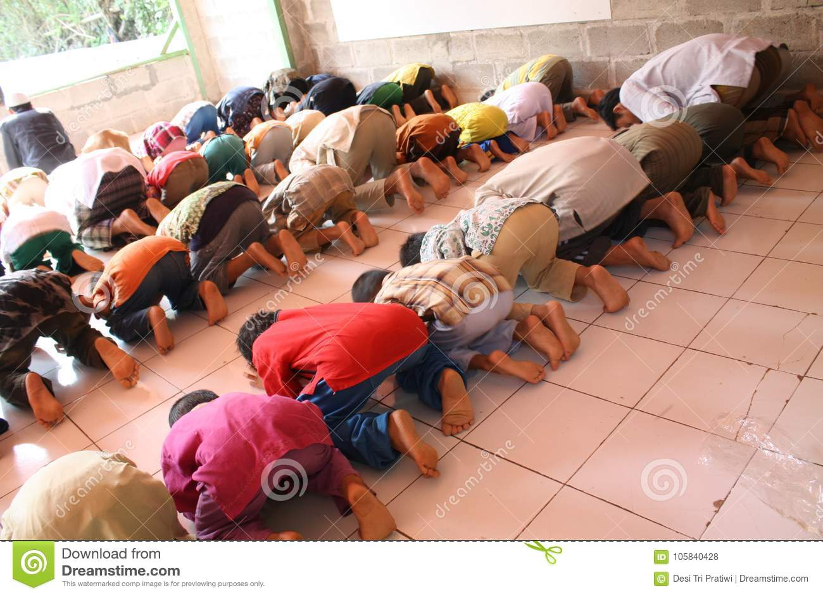 Priez dans l Islam