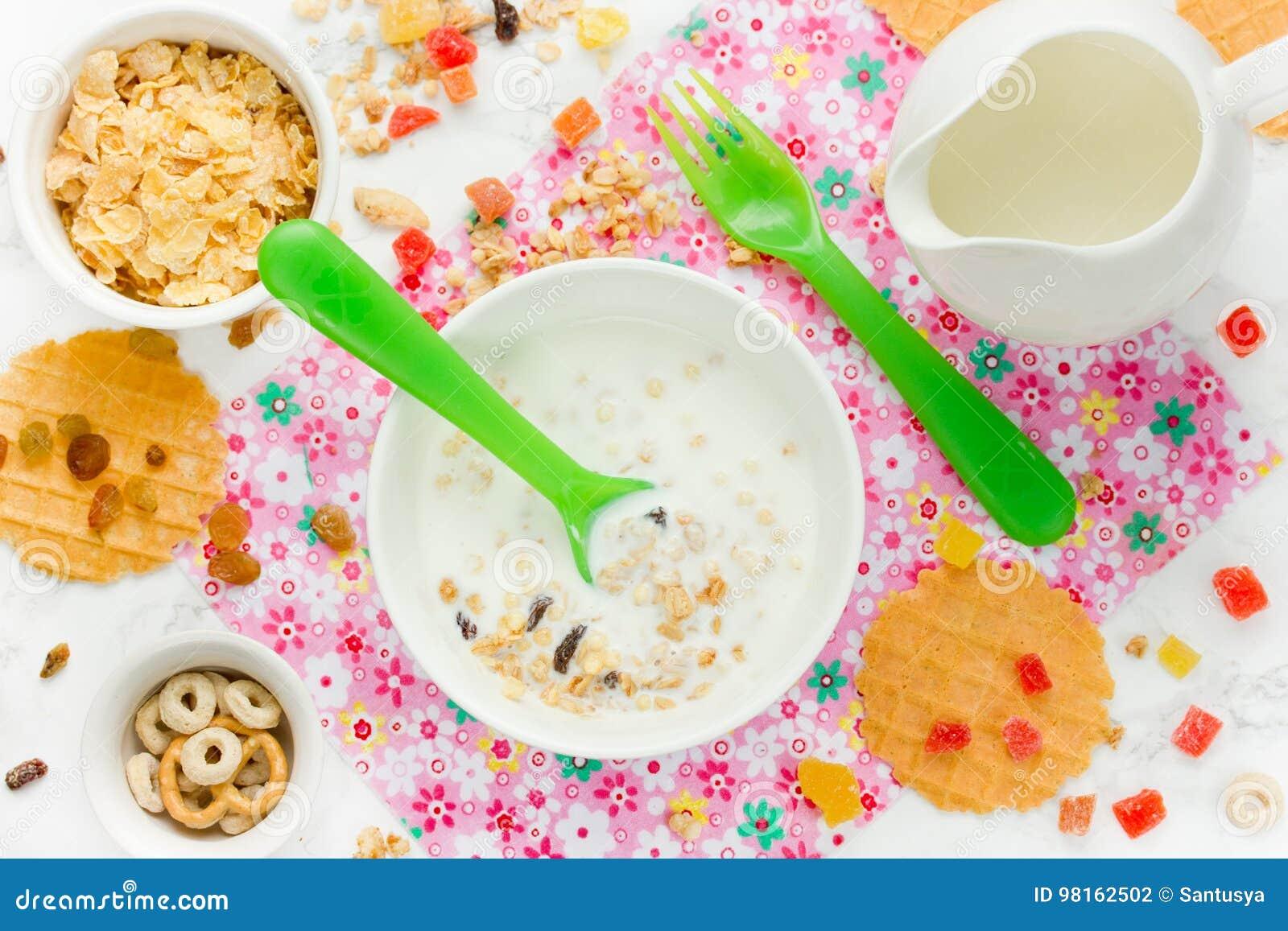 snack dietetici per bambini