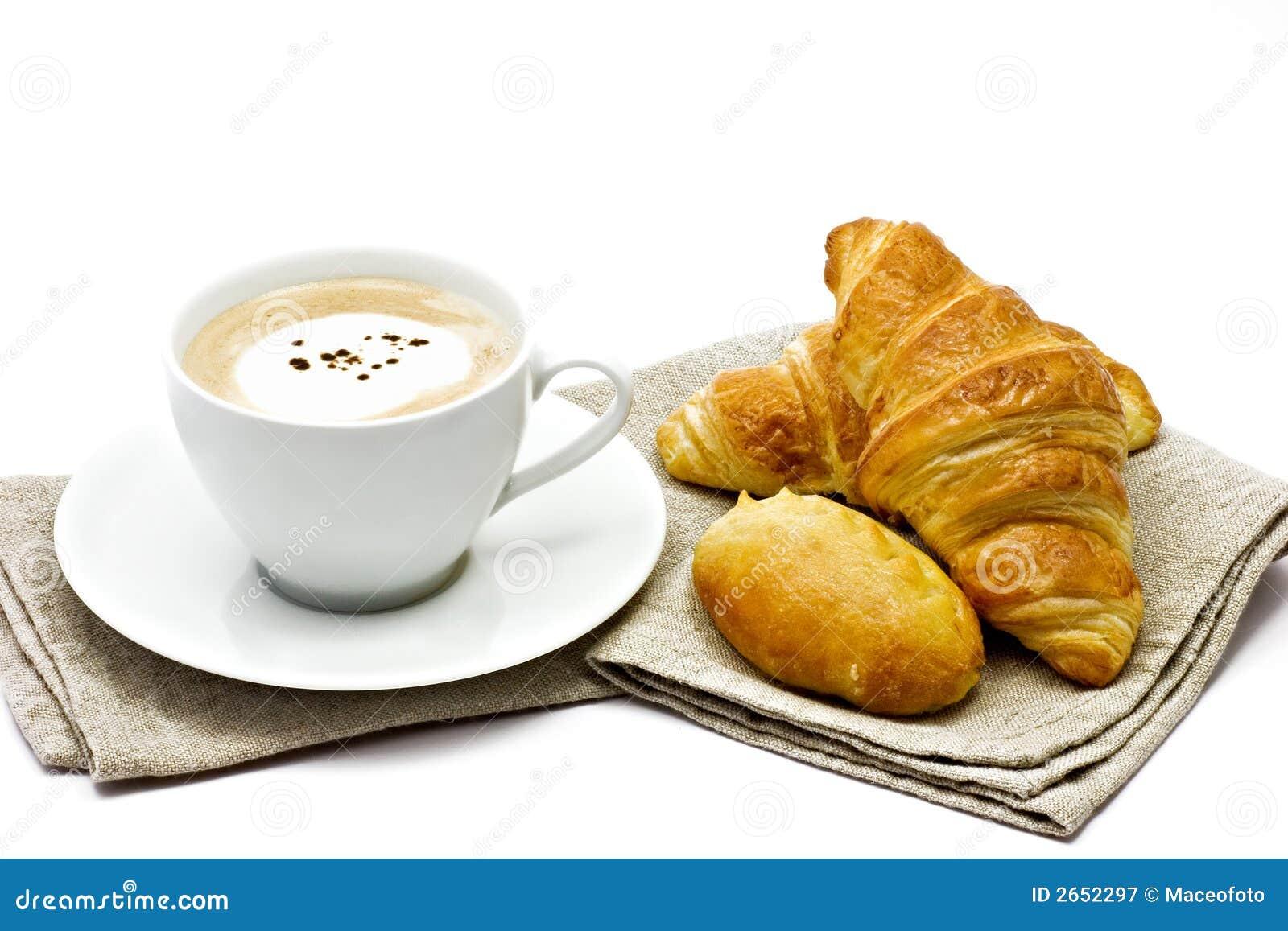 Prima colazione francese immagine stock immagine di for Colazione parigi
