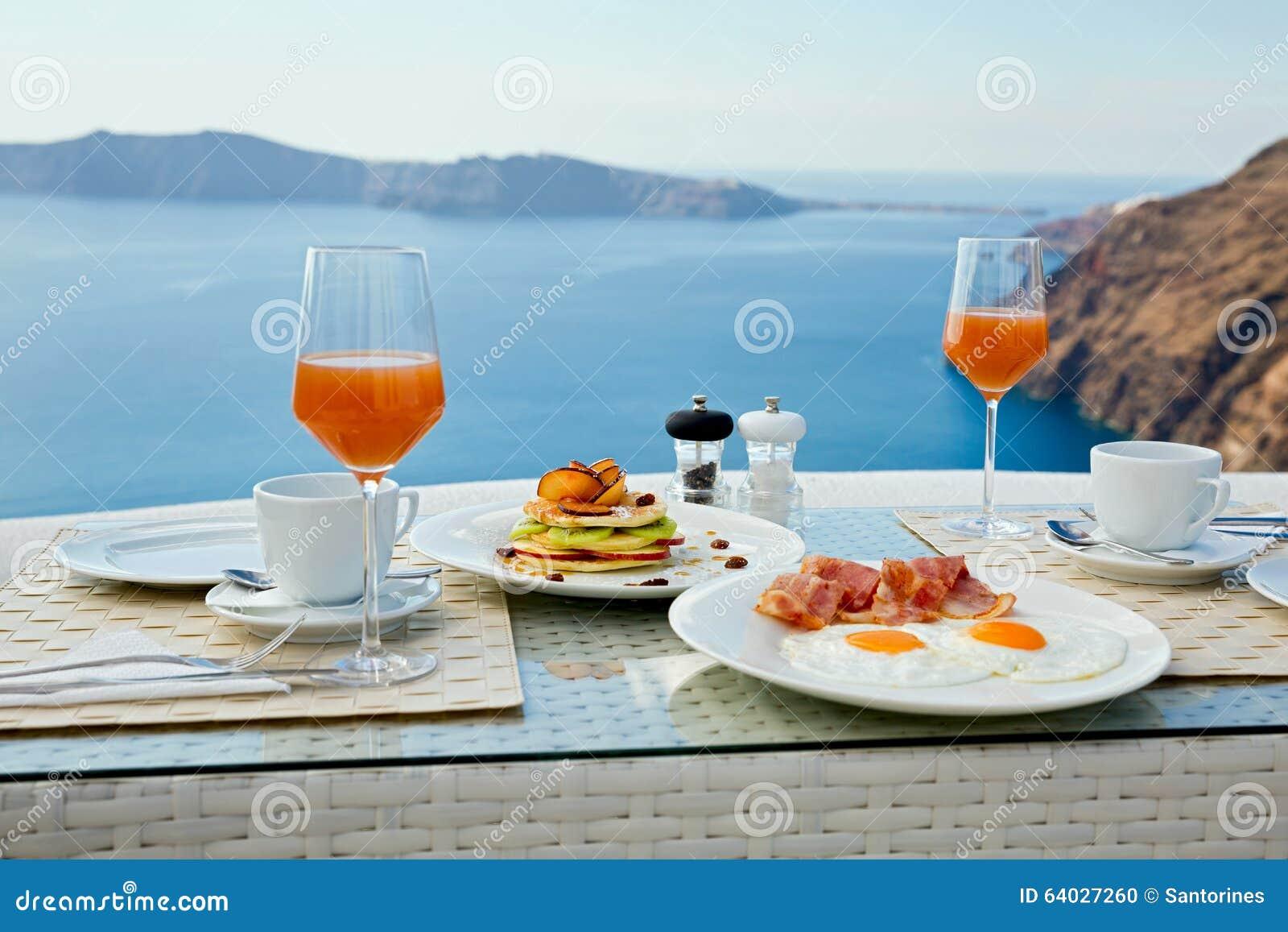 Breakfast Cafe Del Mar