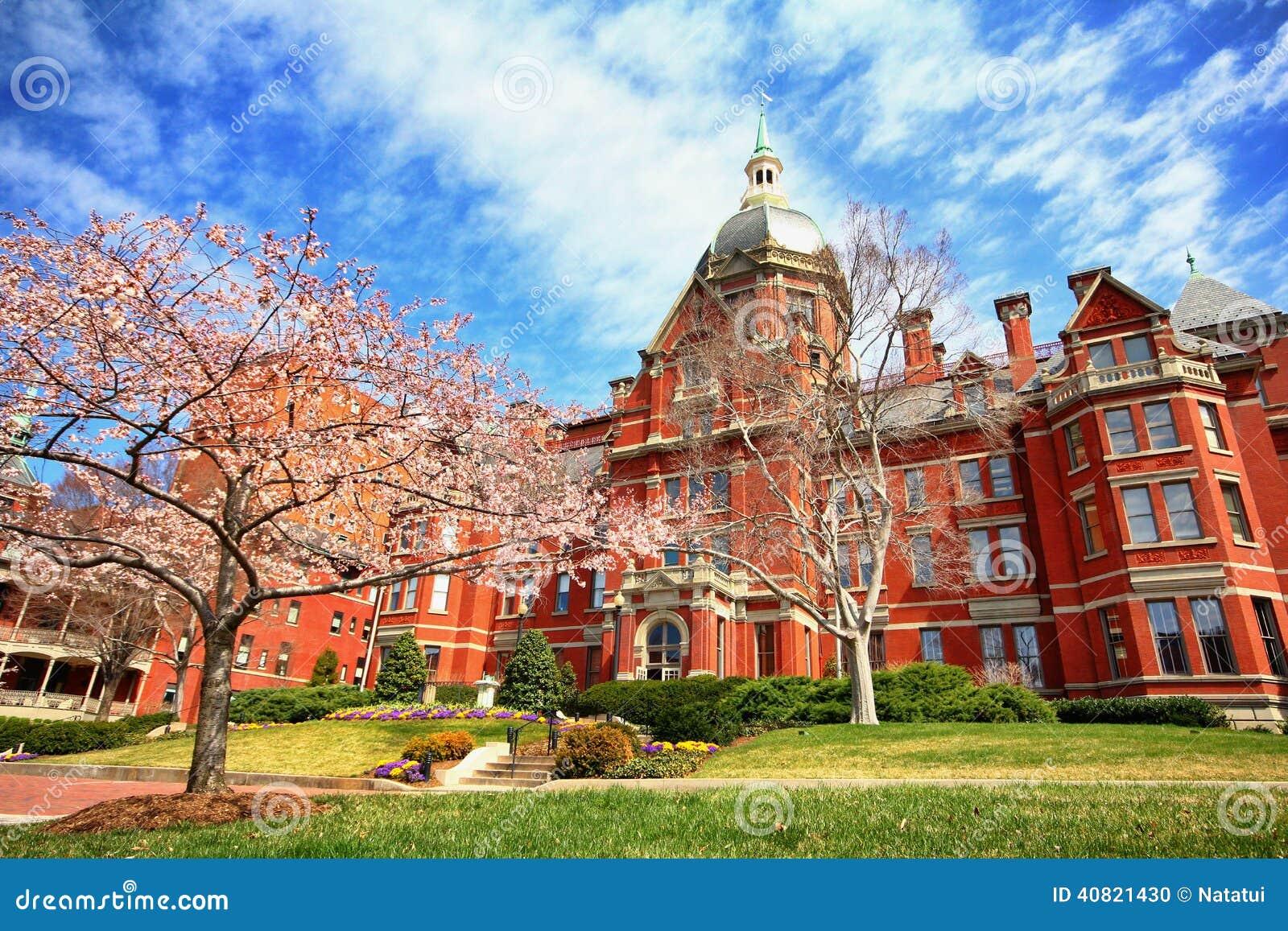 Primavera en Johns Hopkins