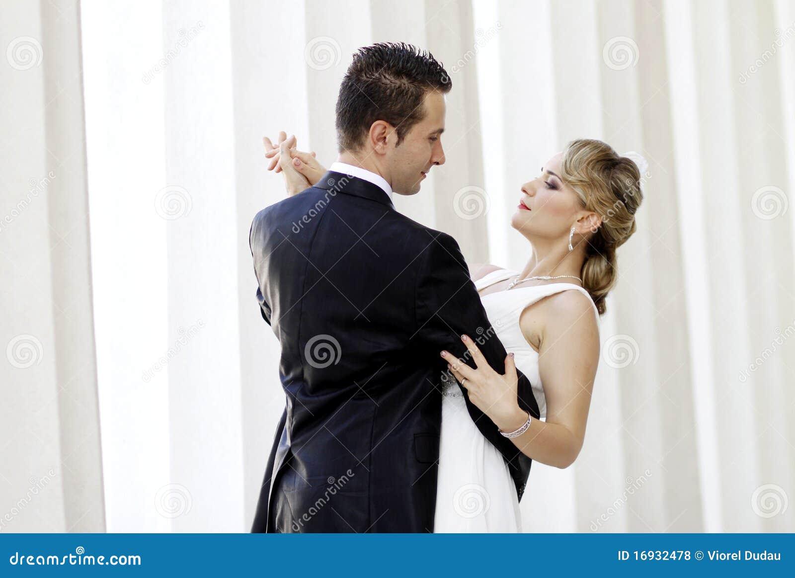 Primeira dança do casamento