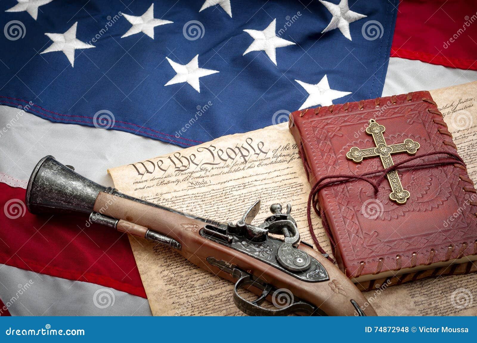 Primeira e segunda alteração no sistema de justiça americano, o judicial