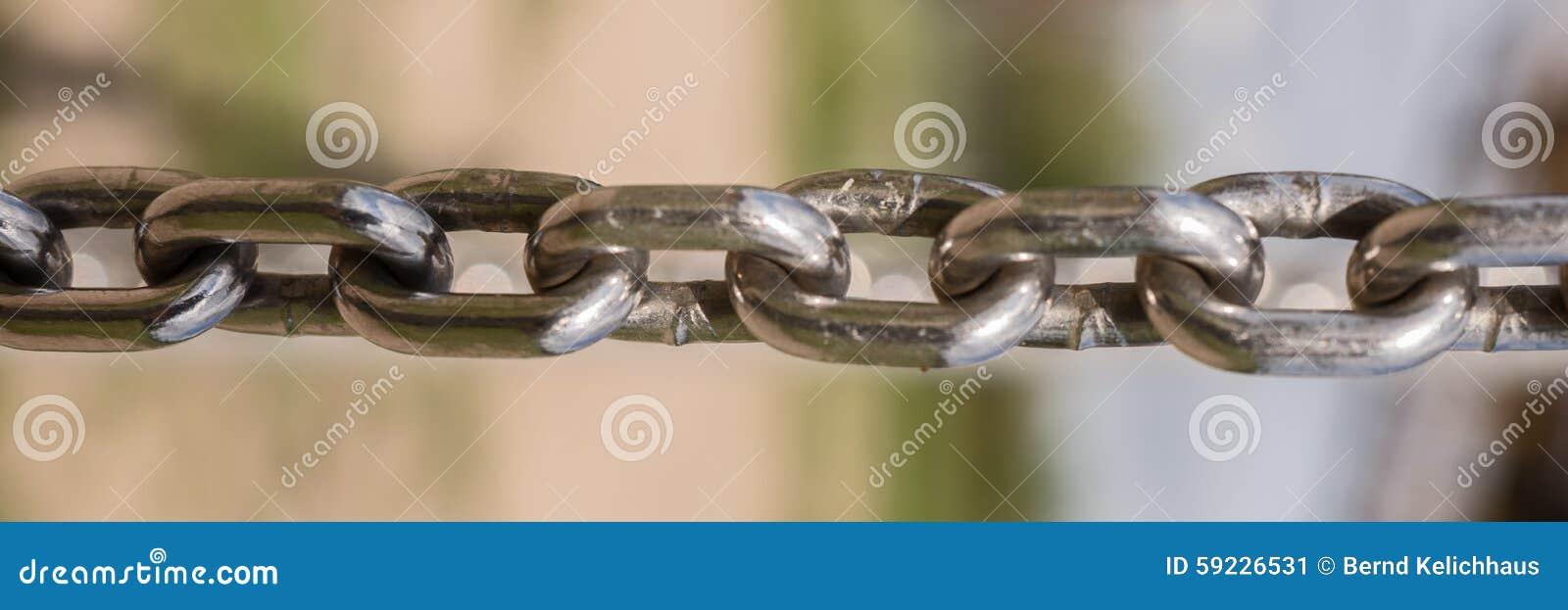 Primer de la cadena del metal