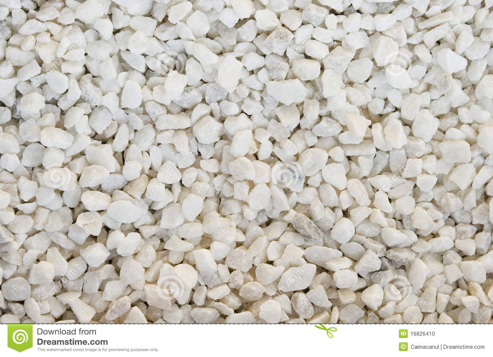 Primer de las piedras blancas foto de archivo imagen for Jardines de piedras blancas