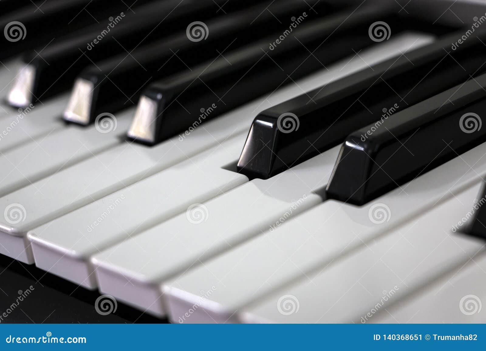 Primer de los claves del piano