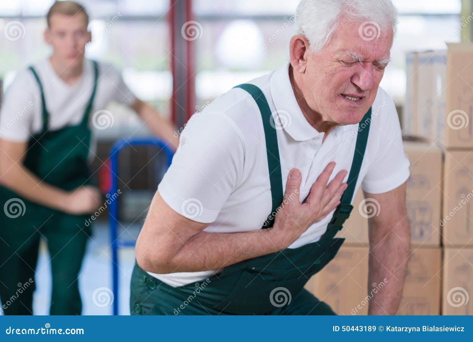 Primer del ataque del corazón
