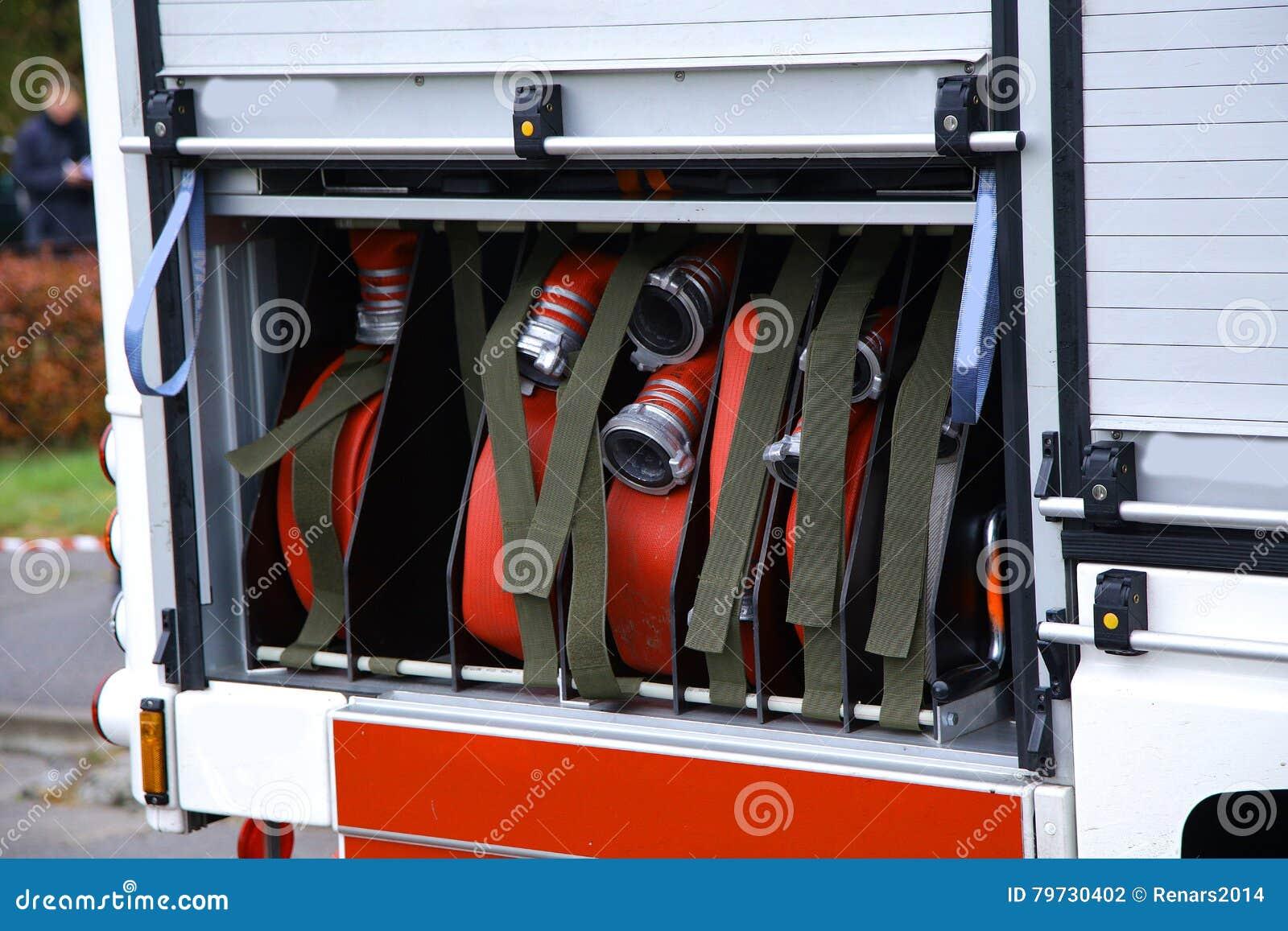 Primer del compresor de la bomba de agua del camión del bombero