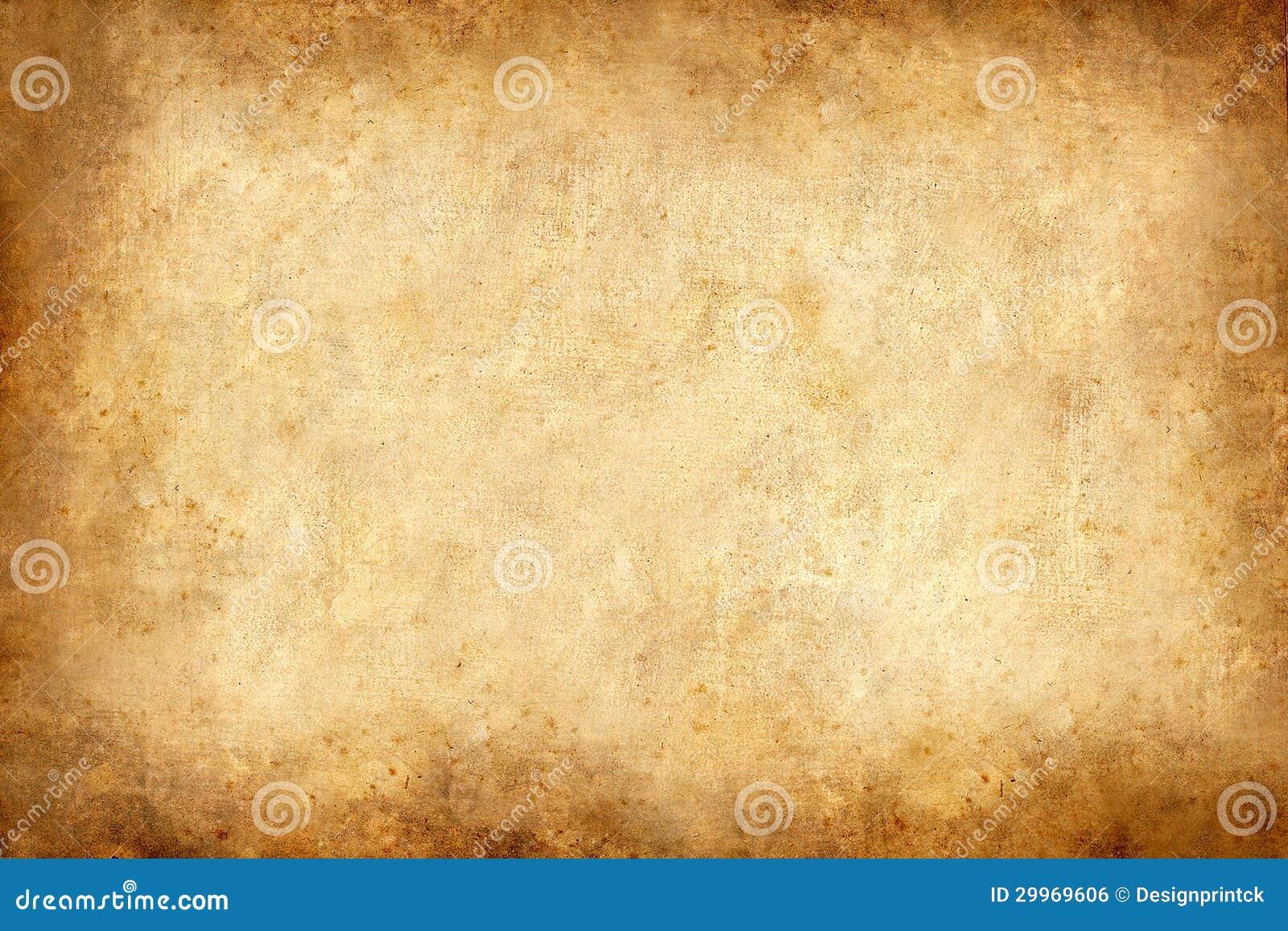 Vieja textura de papel